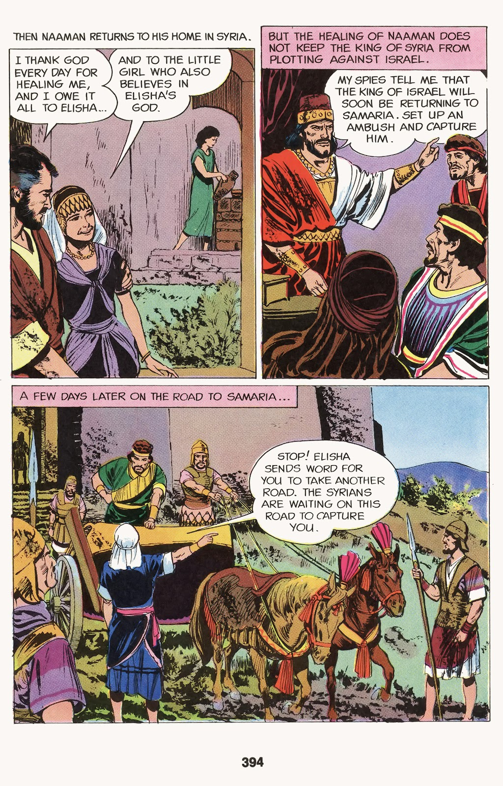 The Picture Bible issue TPB (Part 4) - Page 97