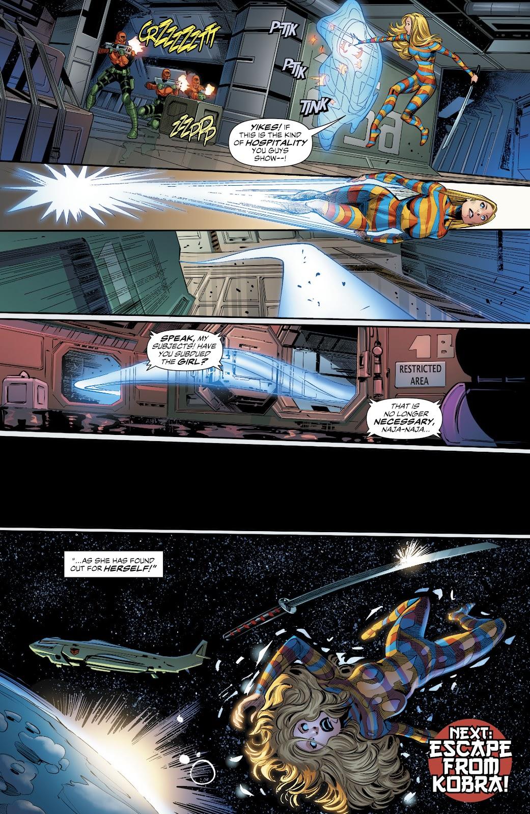 Read online Suicide Squad Black Files comic -  Issue #4 - 22