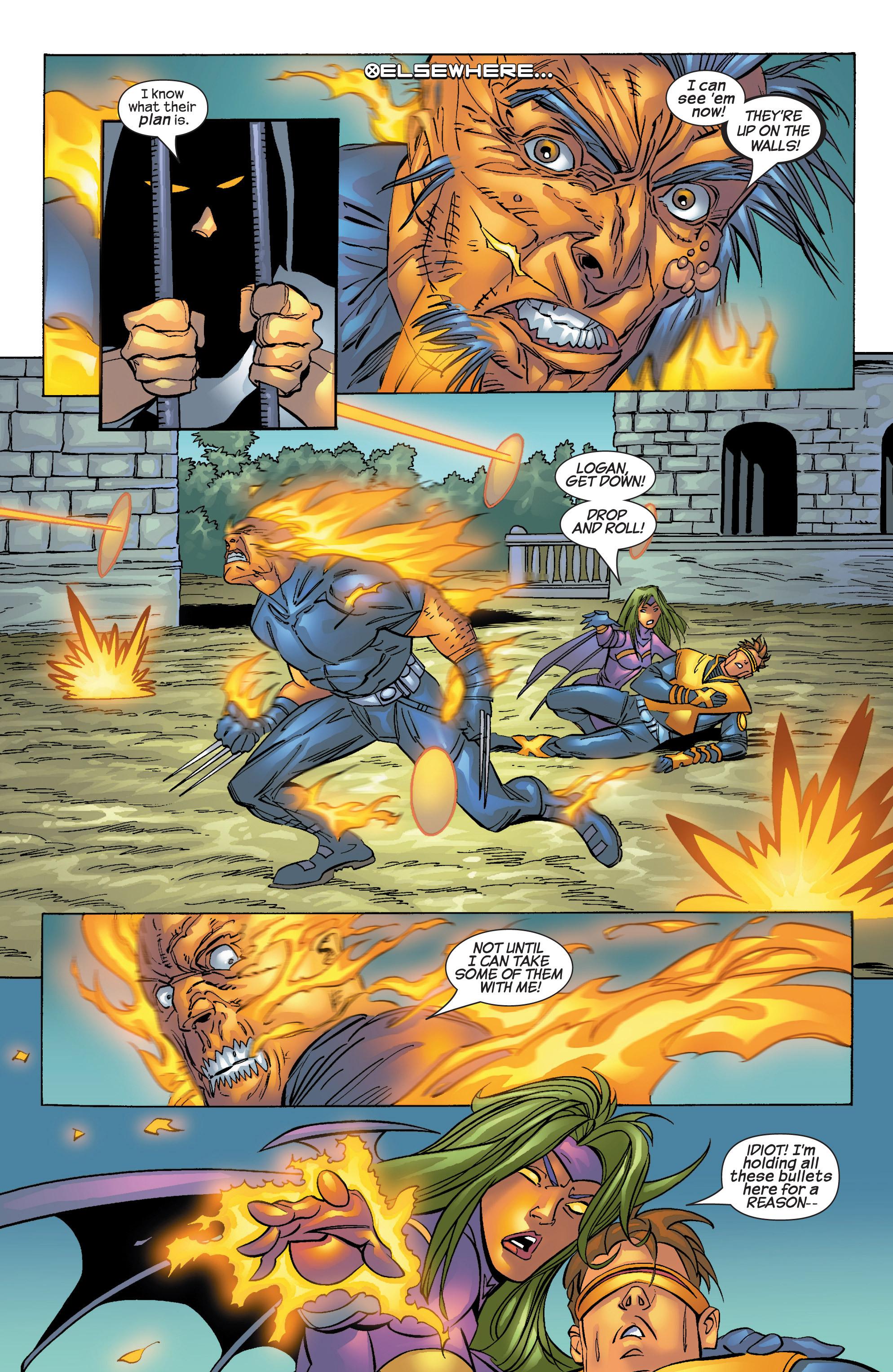 Read online Uncanny X-Men (1963) comic -  Issue #424 - 15