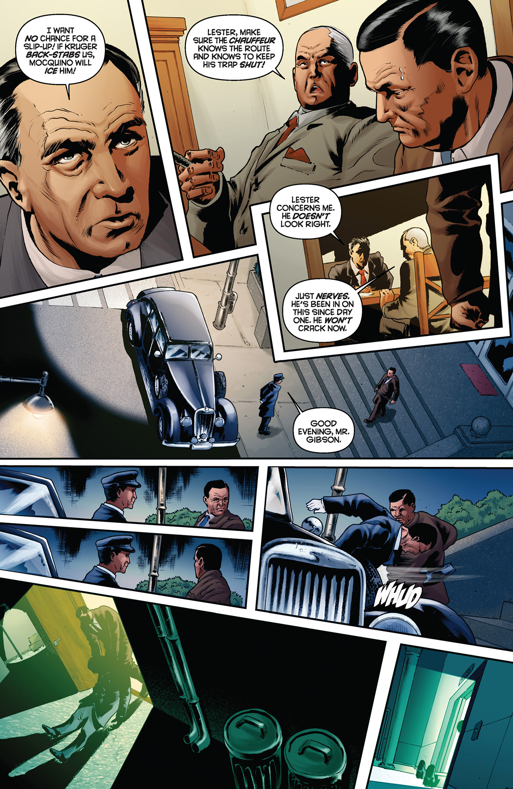 Read online Justice, Inc. comic -  Issue #5 - 14