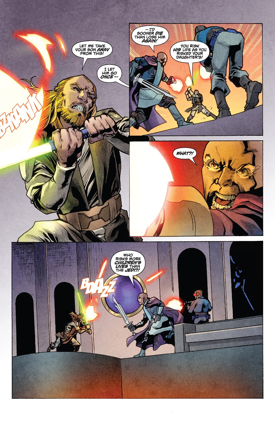 Read online Star Wars Legends: Rise of the Sith - Epic Collection comic -  Issue # TPB 1 (Part 2) - 89