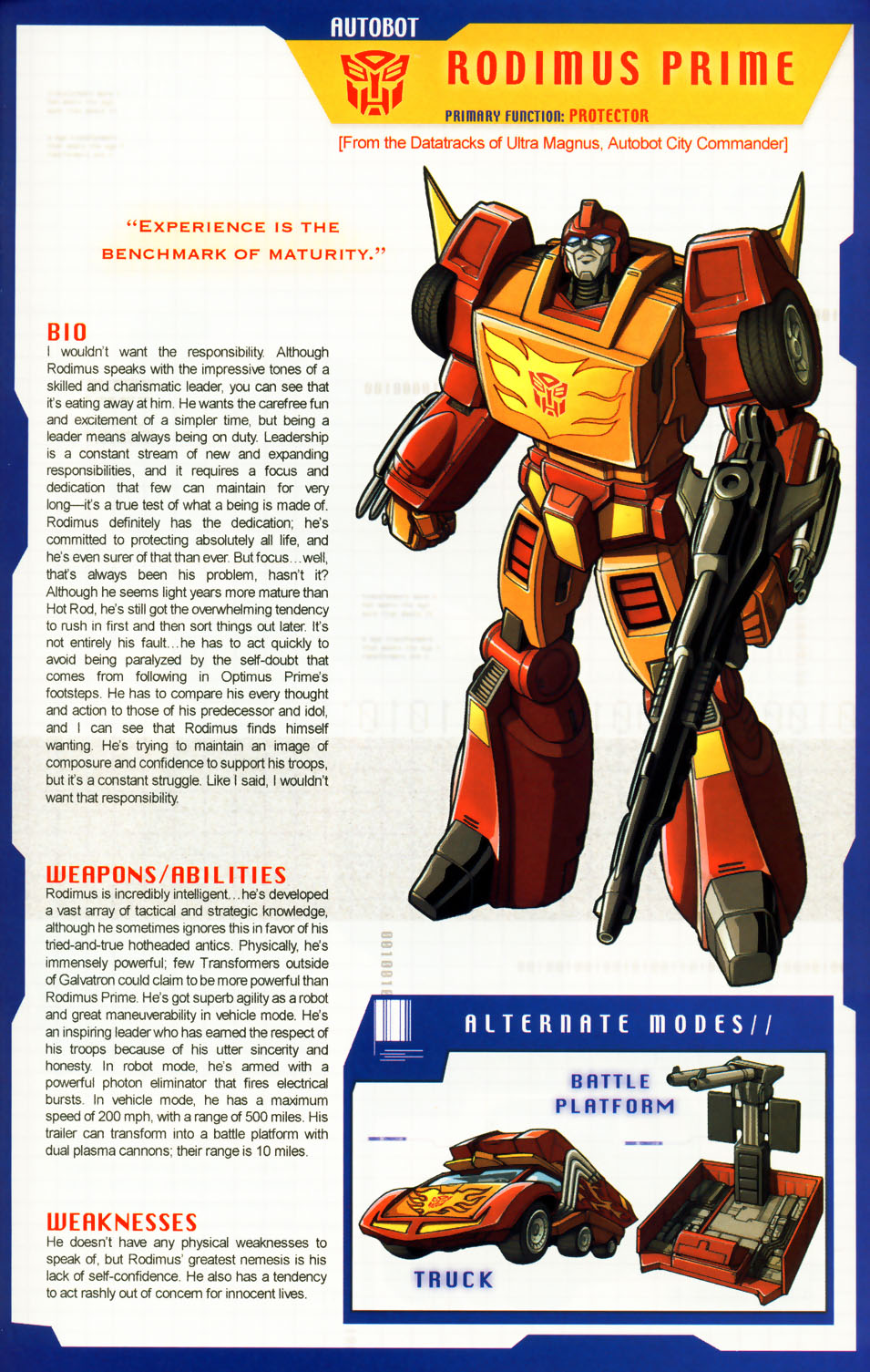 Read online Transformers: More than Meets the Eye comic -  Issue #5 - 38