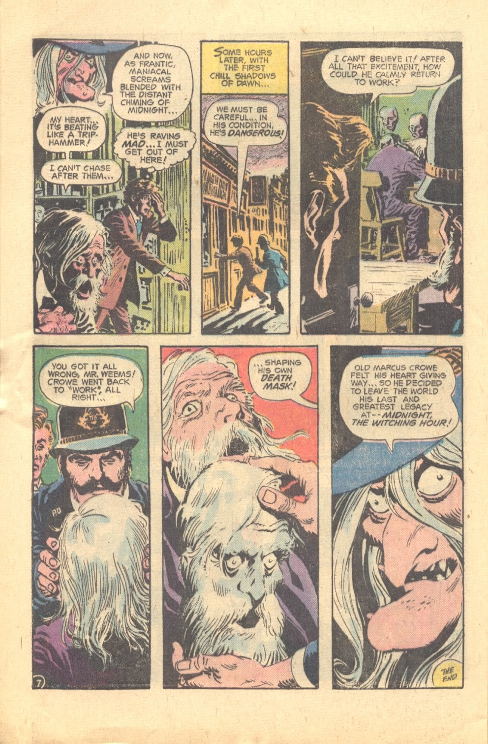 The Witching Hour (1969) issue 60 - Page 26