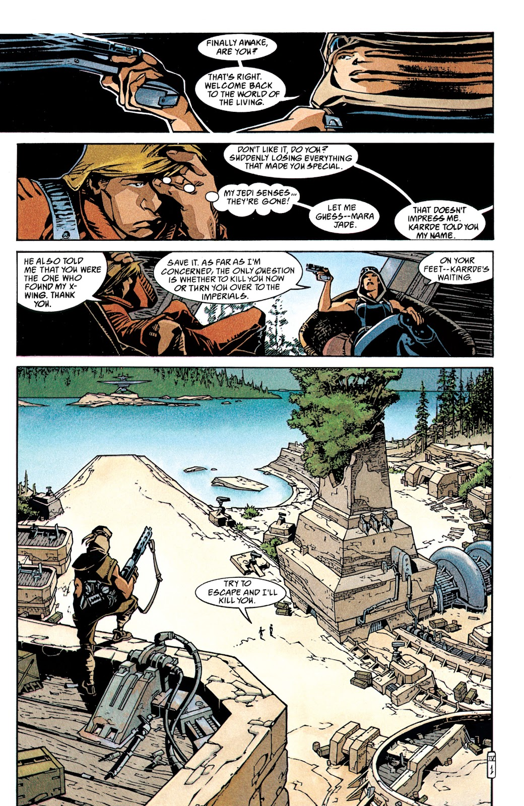 Read online Star Wars Legends: The New Republic - Epic Collection comic -  Issue # TPB 4 (Part 1) - 80