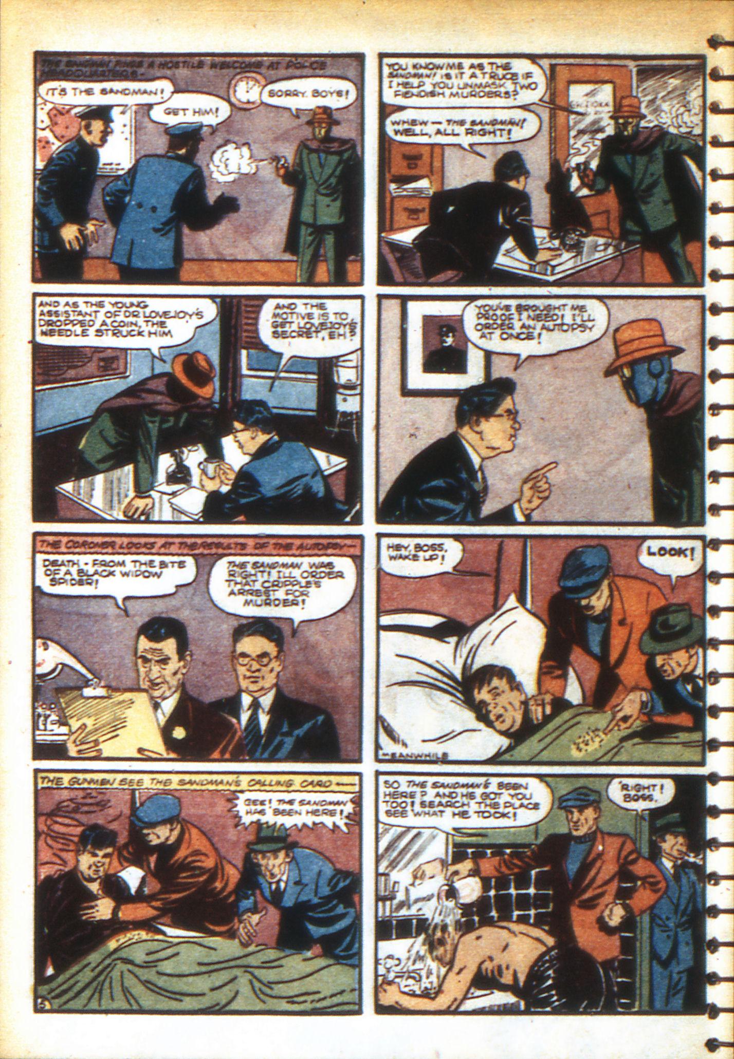 Read online Adventure Comics (1938) comic -  Issue #49 - 28