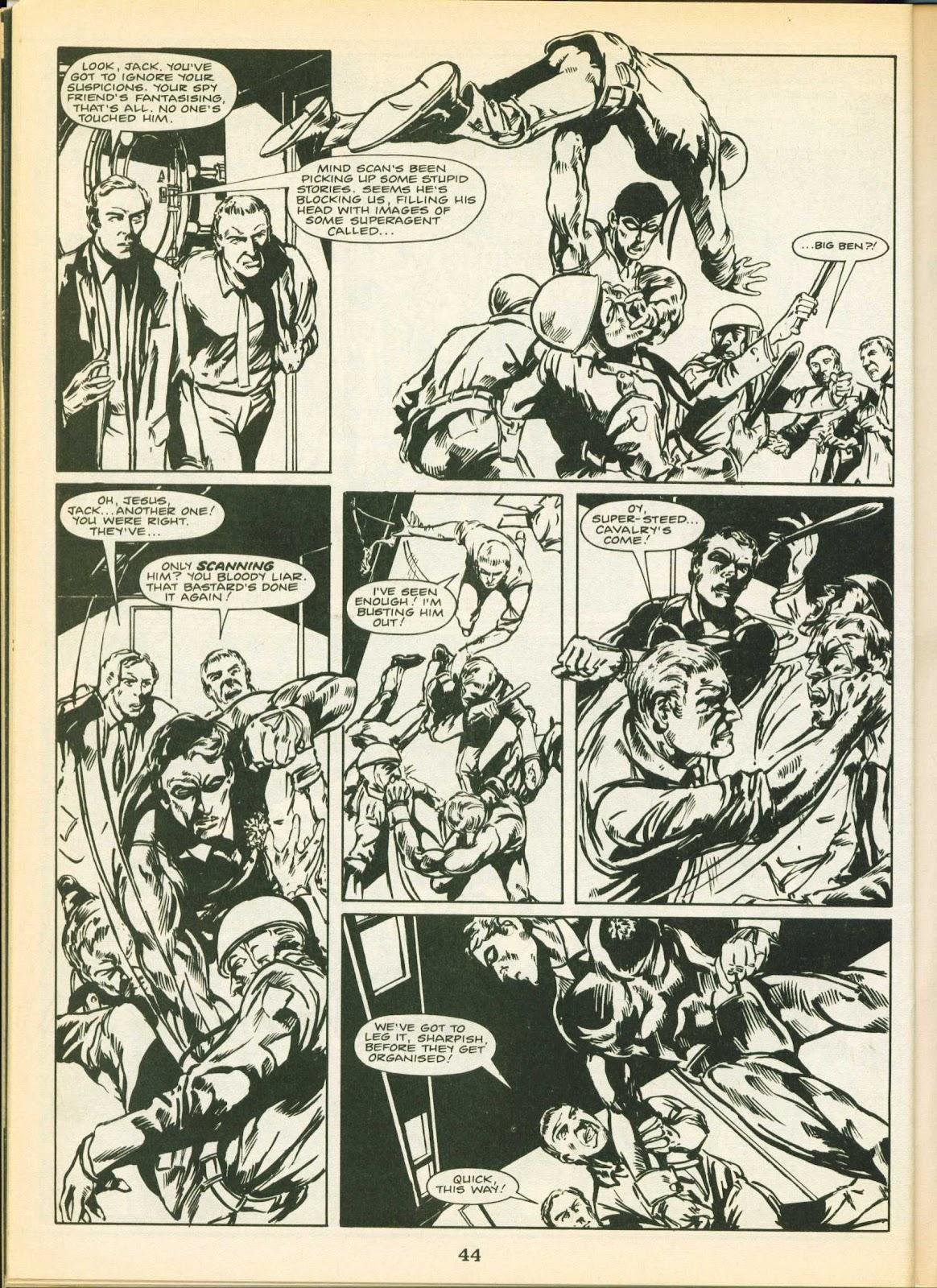Warrior Issue #24 #25 - English 44