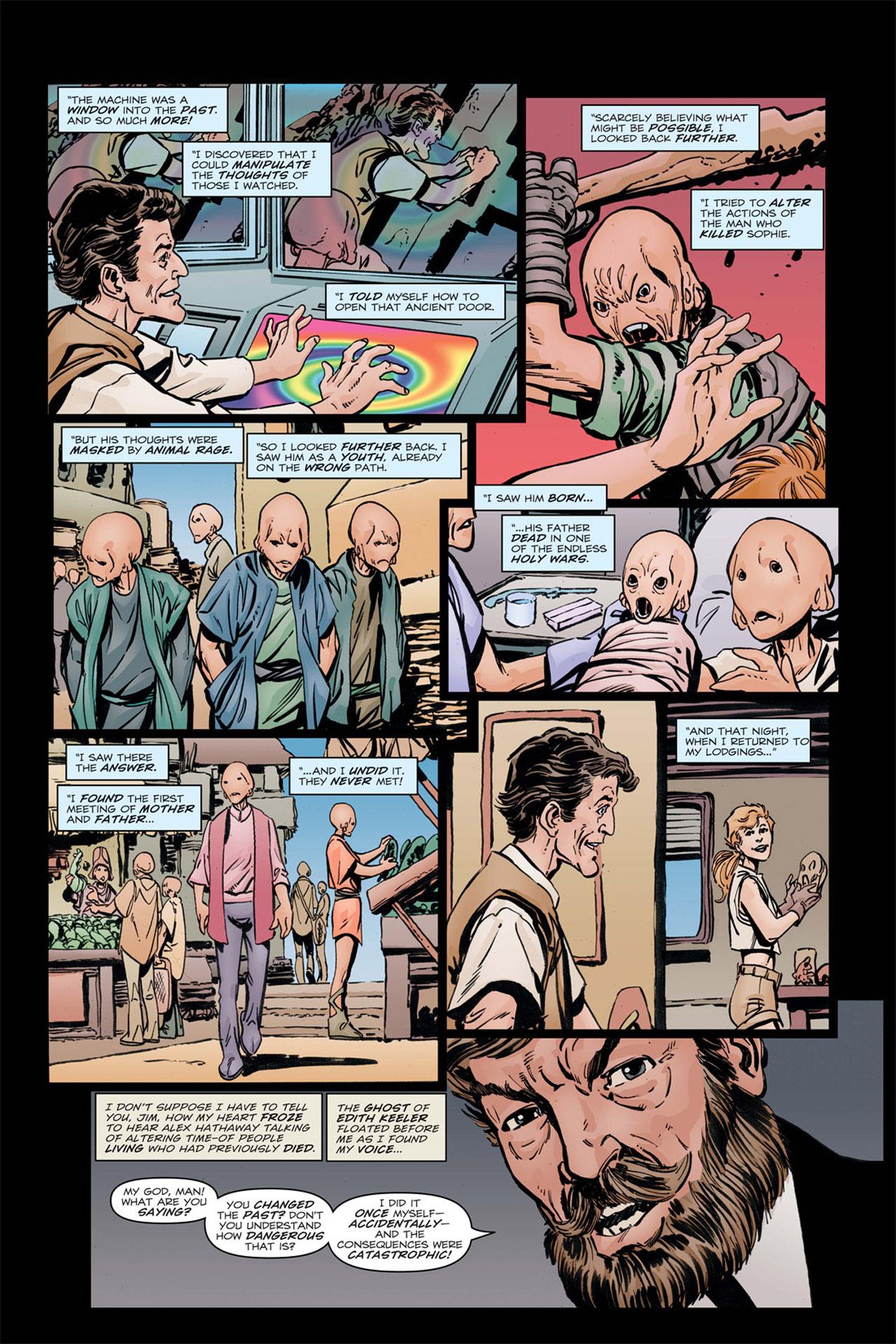 Read online Star Trek: Leonard McCoy, Frontier Doctor comic -  Issue #4 - 23