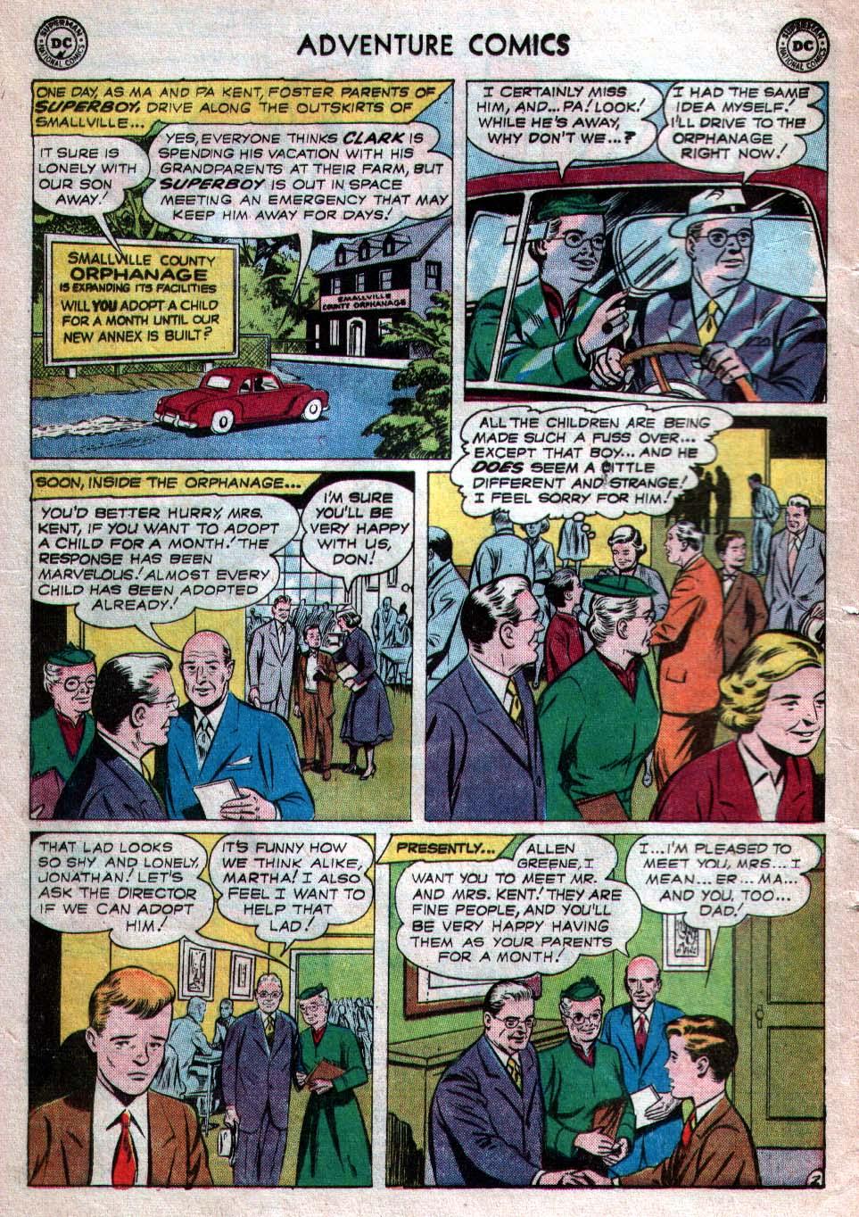 Read online Adventure Comics (1938) comic -  Issue #260 - 4