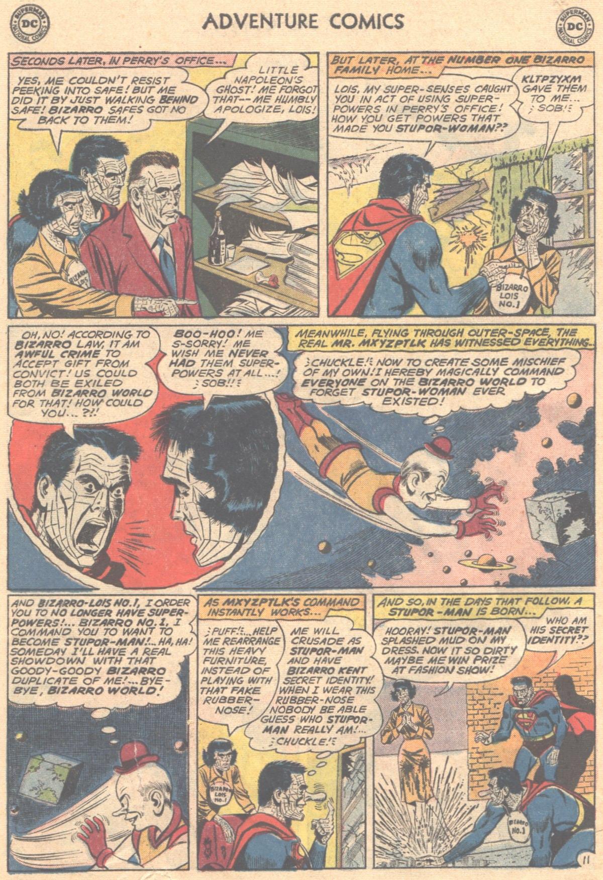 Read online Adventure Comics (1938) comic -  Issue #288 - 30