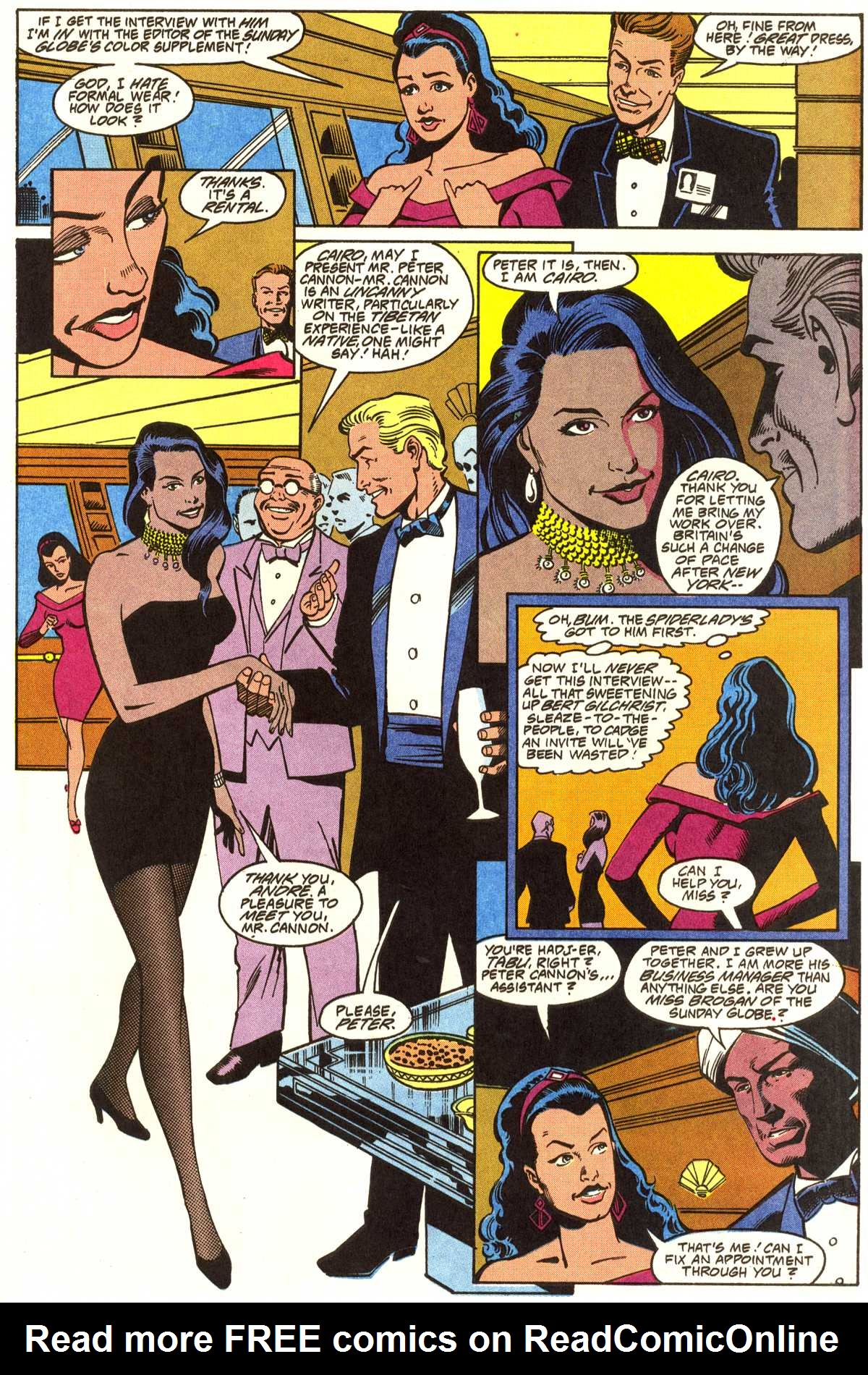 Read online Peter Cannon--Thunderbolt (1992) comic -  Issue #1 - 18