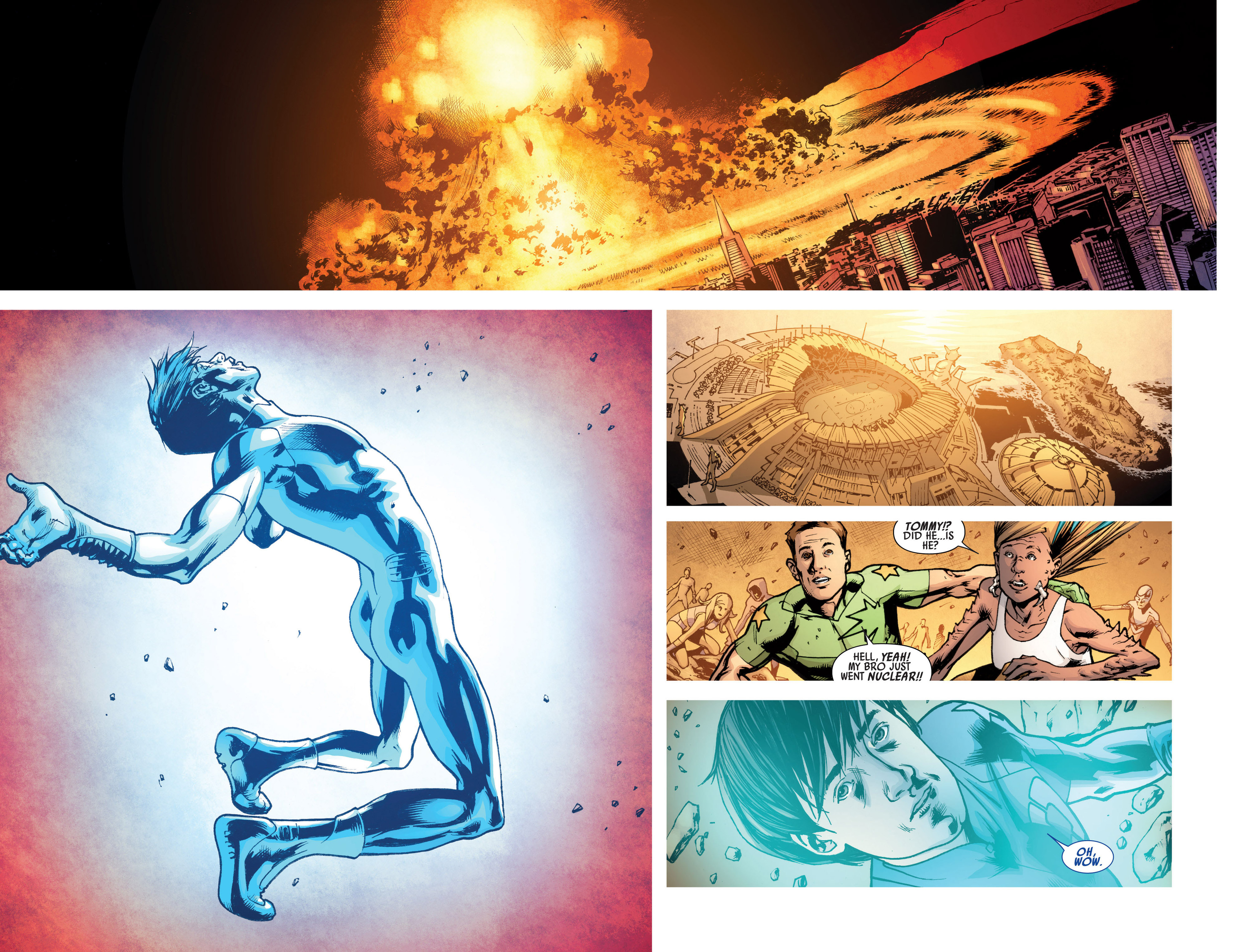 Read online America's Got Powers comic -  Issue #7 - 19