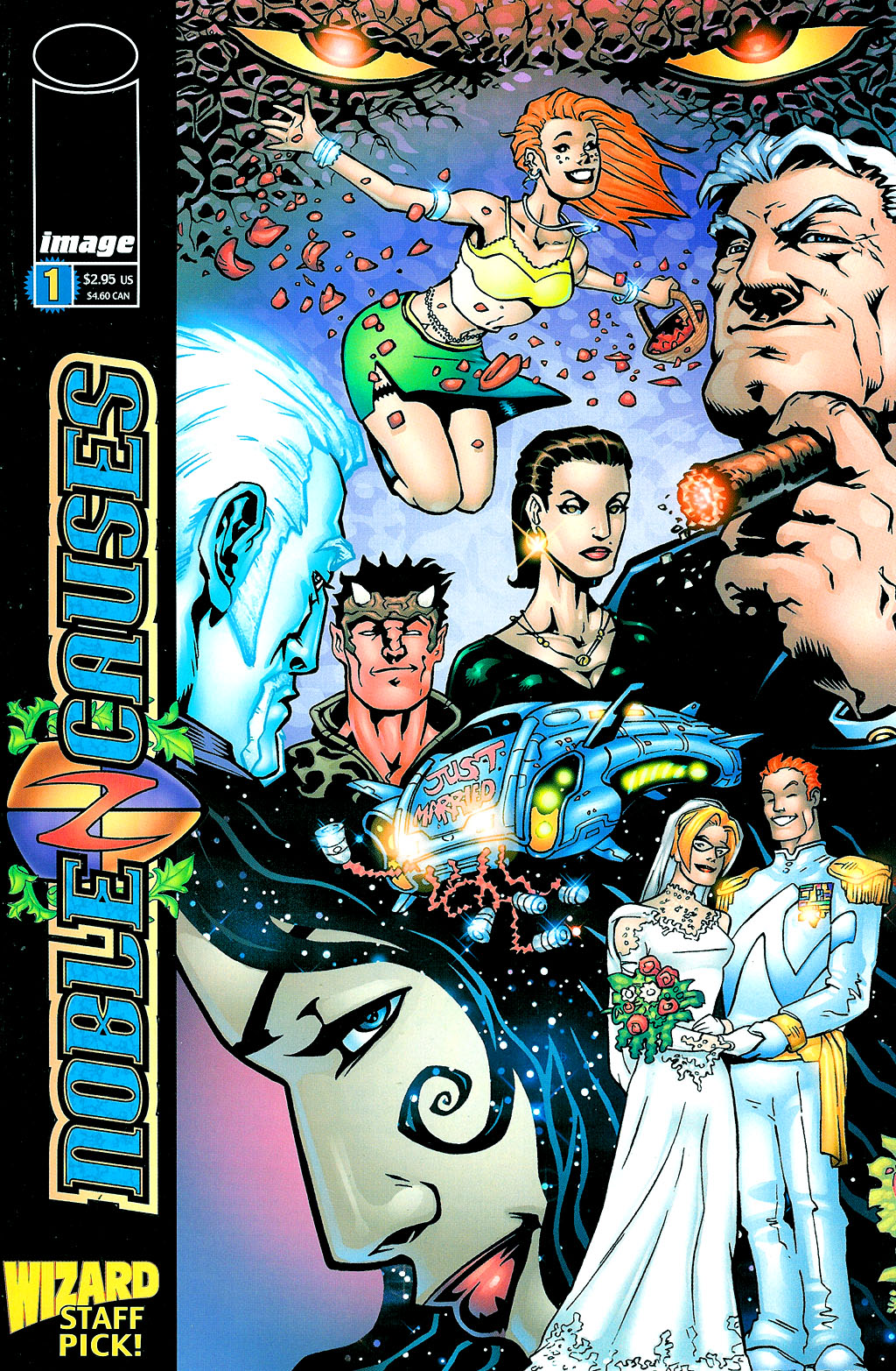 Read online Noble Causes (2002) comic -  Issue #1 - 1