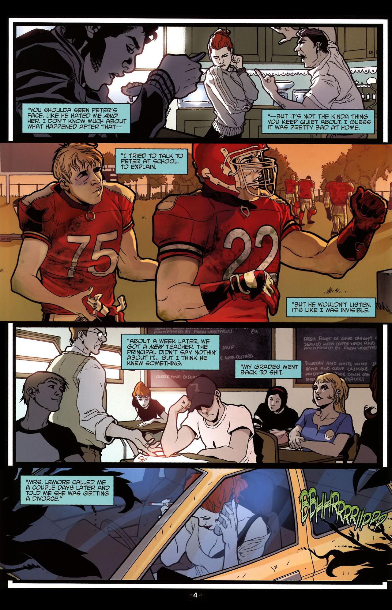 Read online True Blood (2010) comic -  Issue #5 - 7