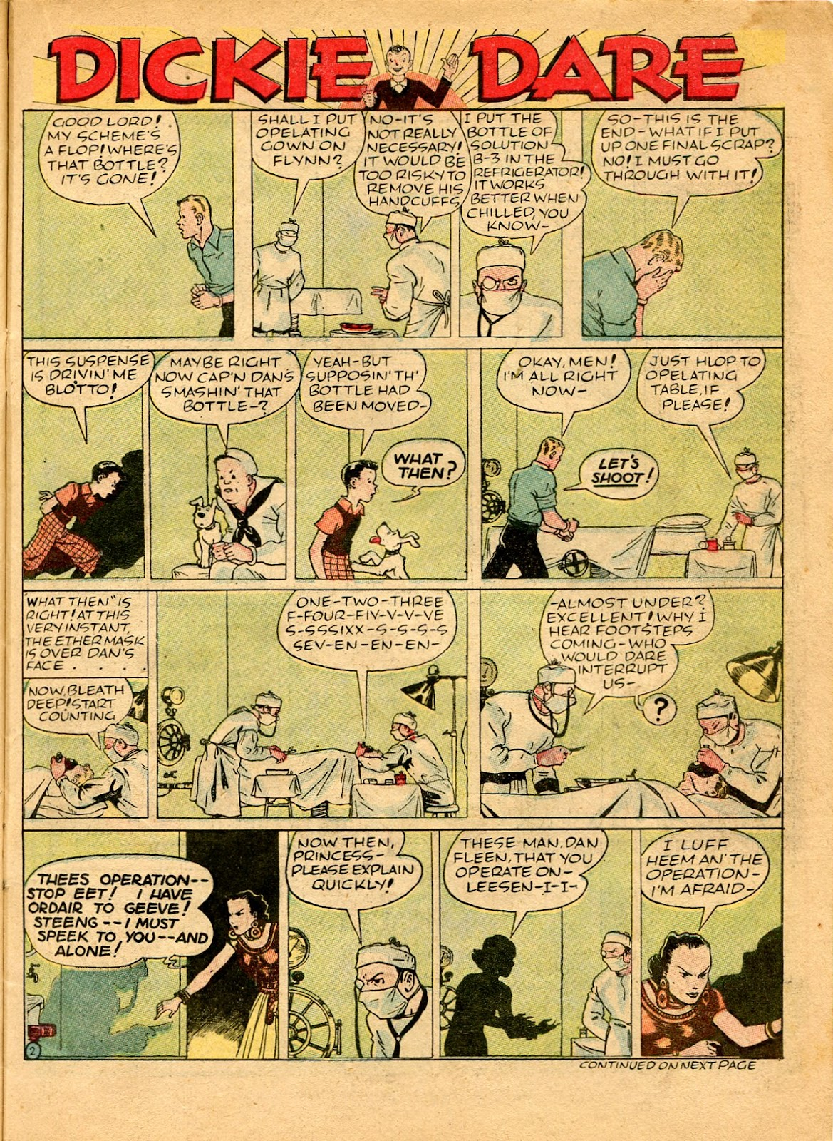 Read online Famous Funnies comic -  Issue #49 - 27