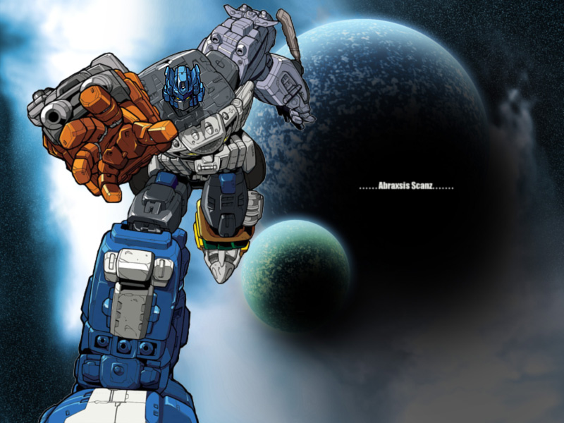 Read online Transformers Armada comic -  Issue #18 - 27