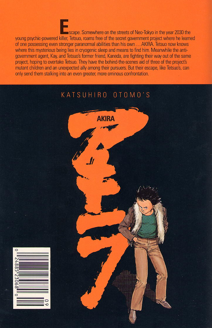 Read online Akira comic -  Issue #9 - 68