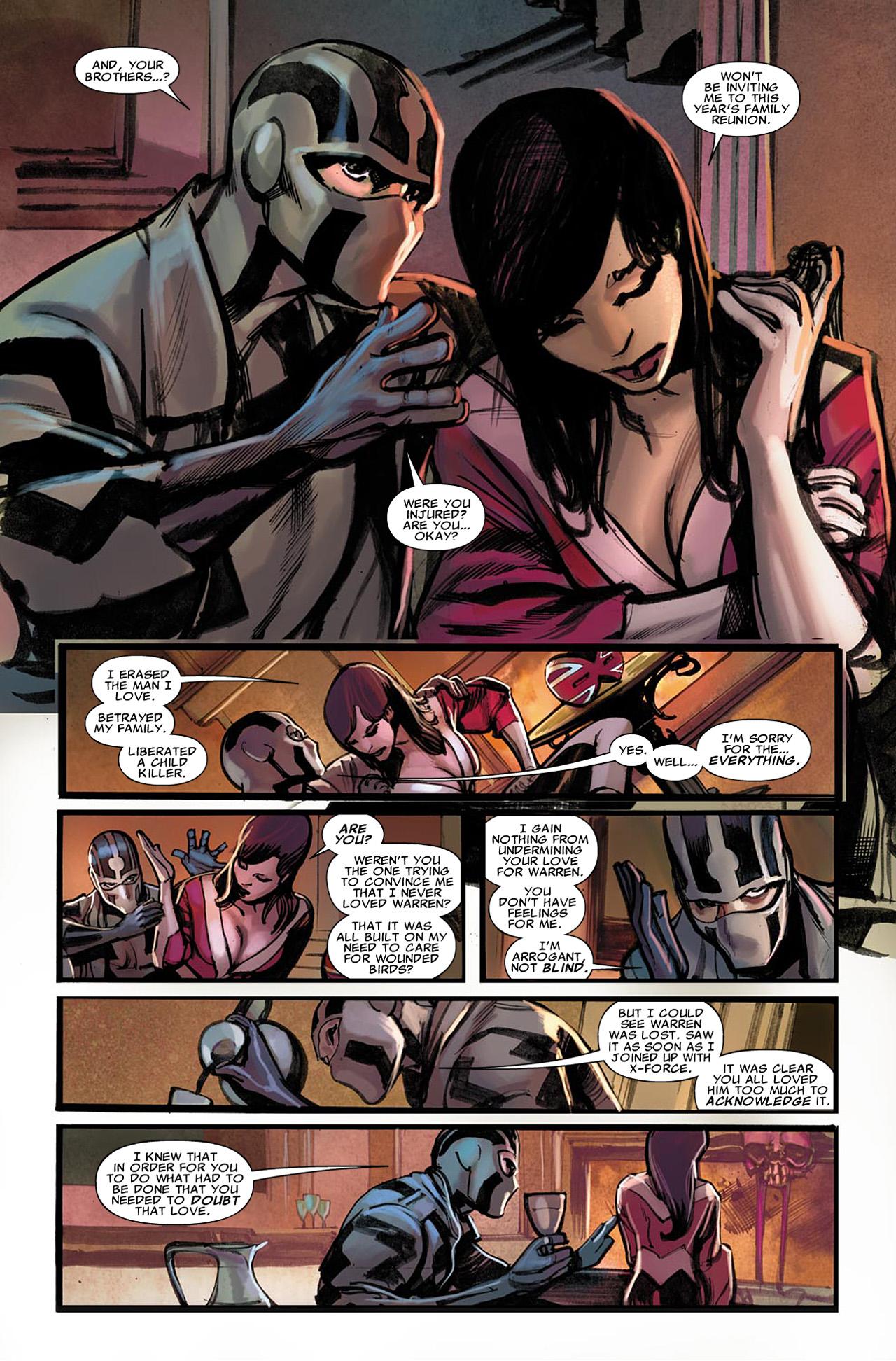 Uncanny X-Force (2010) #22 #24 - English 6