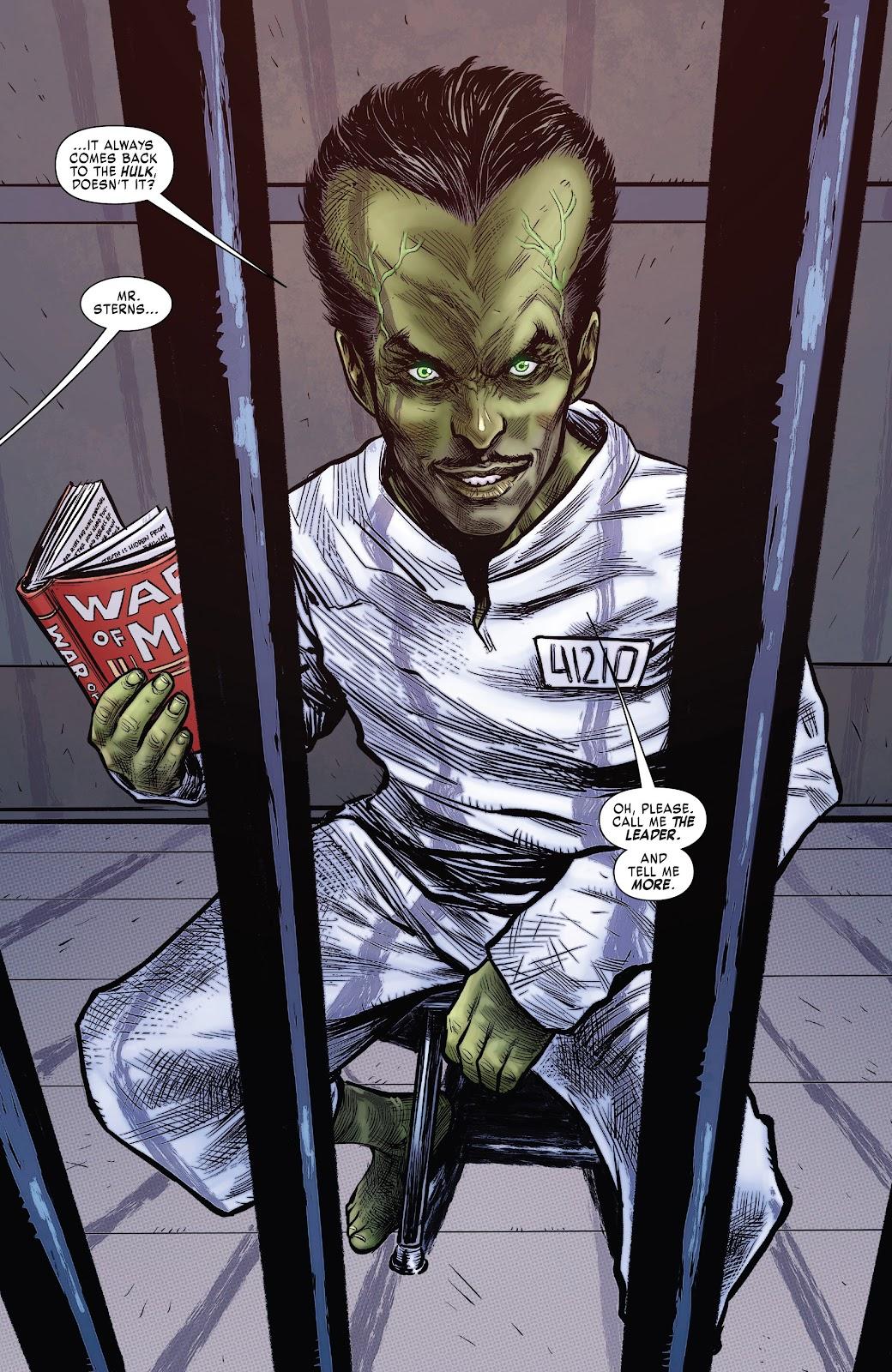 Read online Hulkverines comic -  Issue #1 - 4
