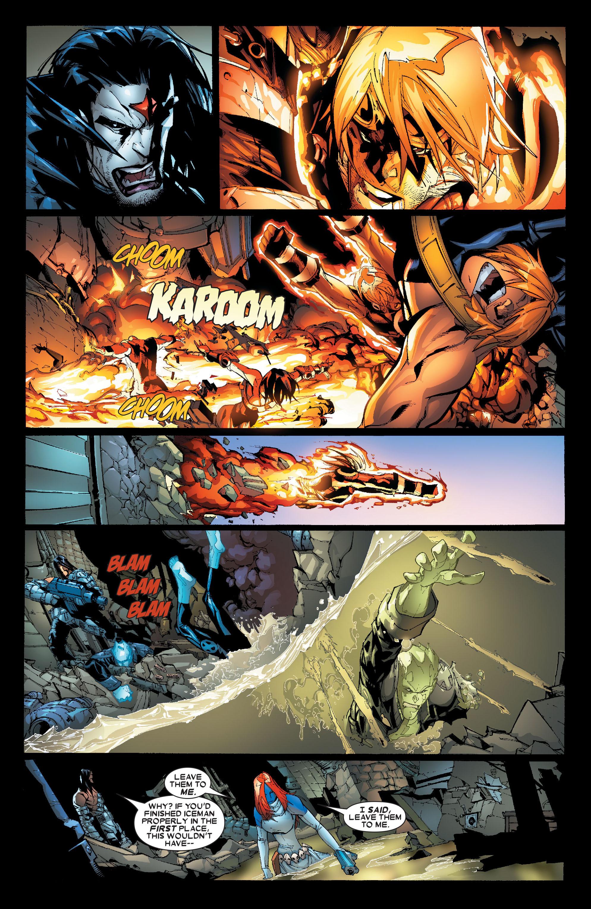 X-Men (1991) 203 Page 20