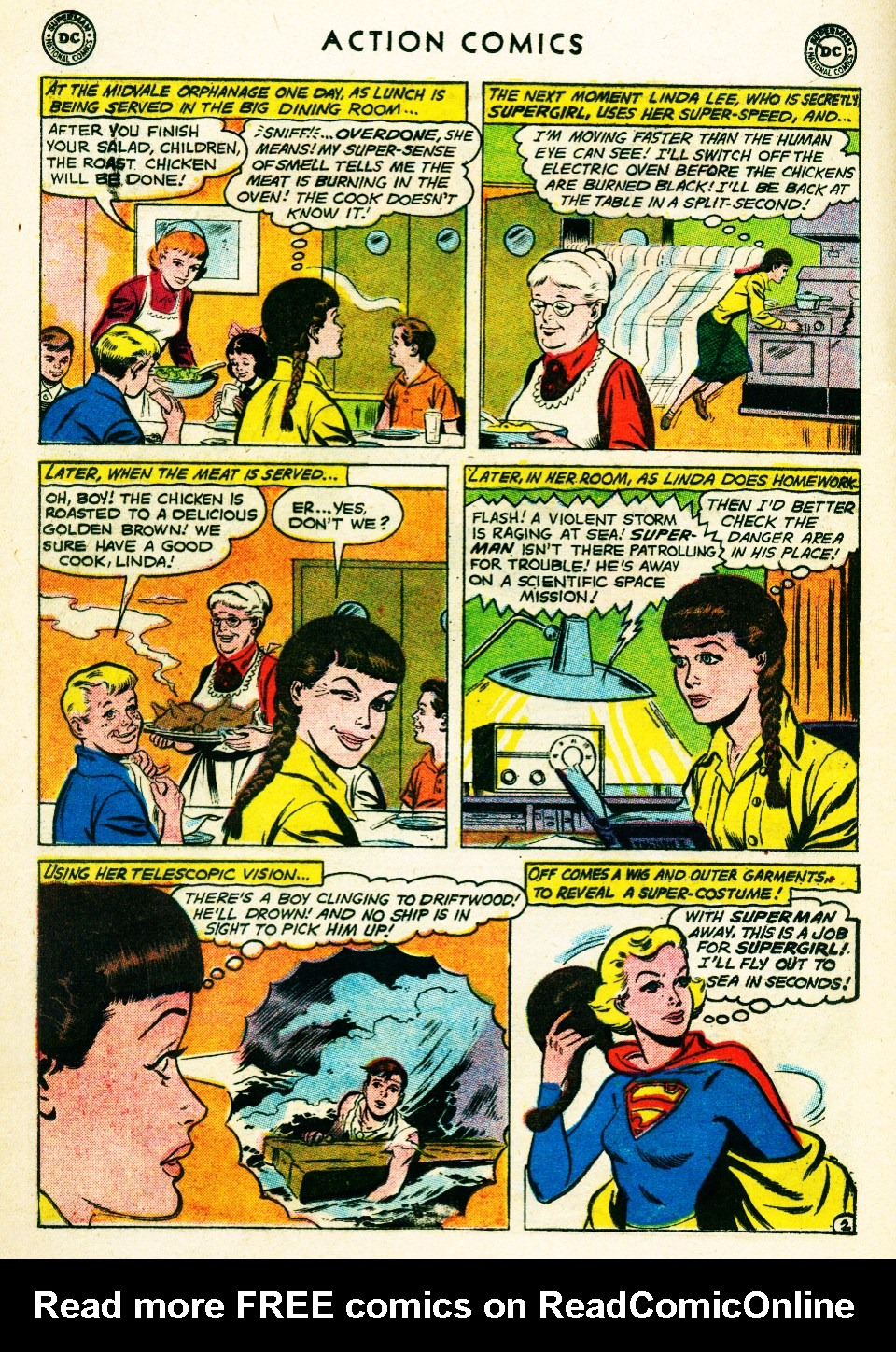 Read online Action Comics (1938) comic -  Issue #263 - 20