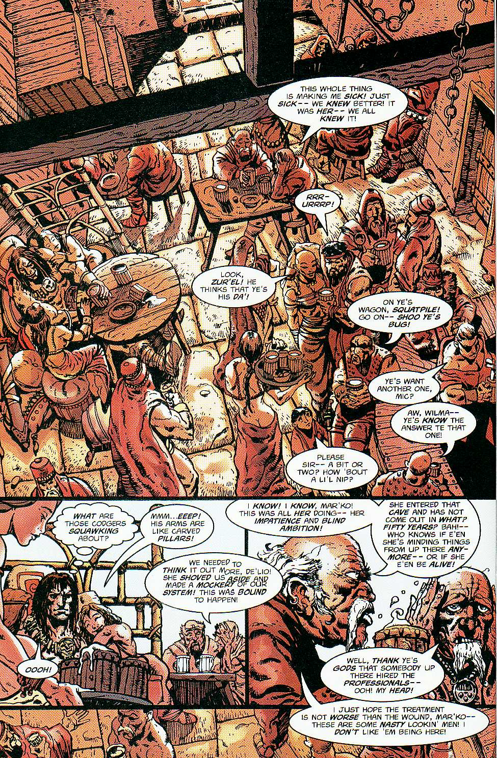 Read online Conan: Return of Styrm comic -  Issue #2 - 20