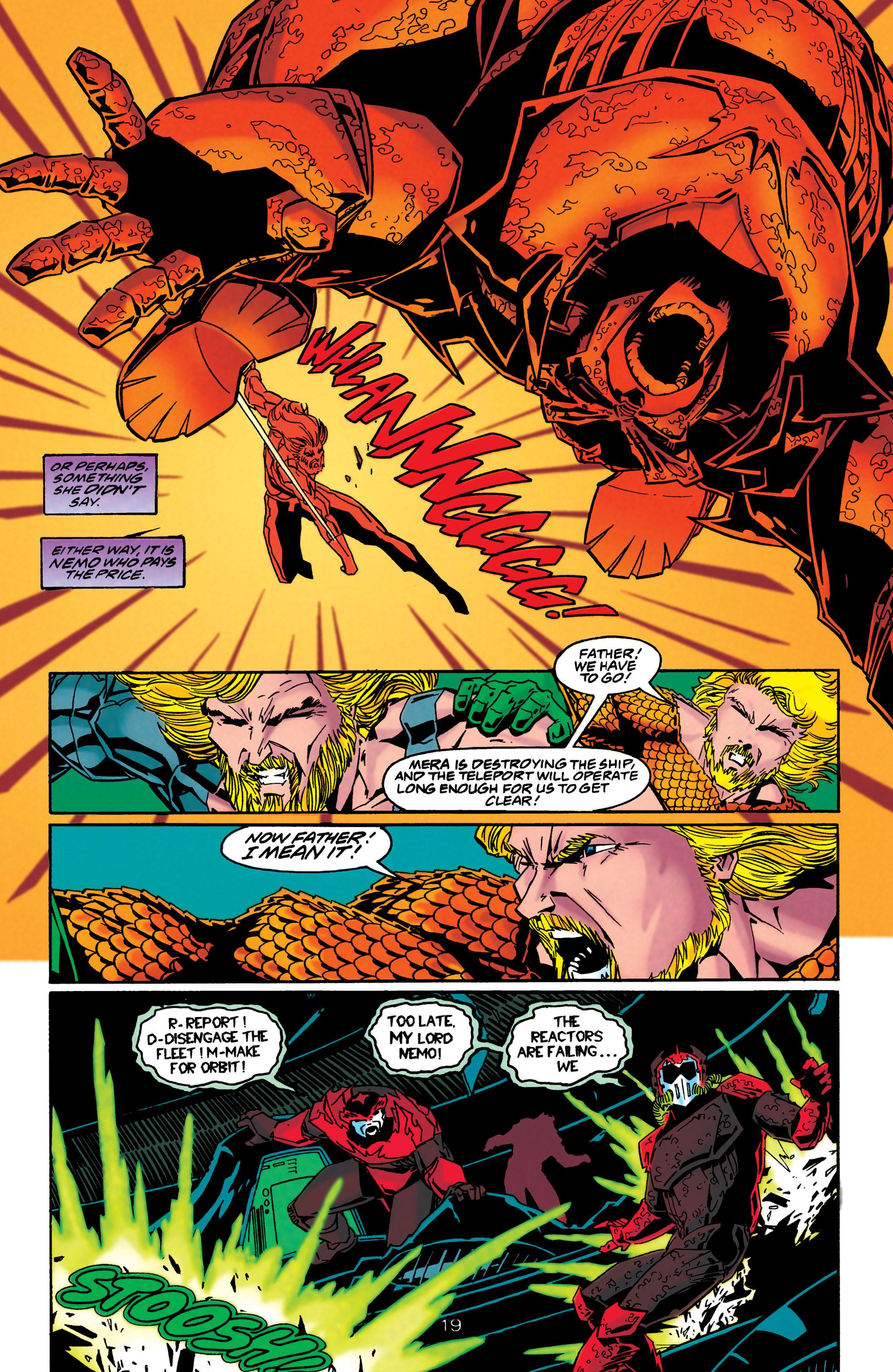 Read online Aquaman (1994) comic -  Issue #48 - 19