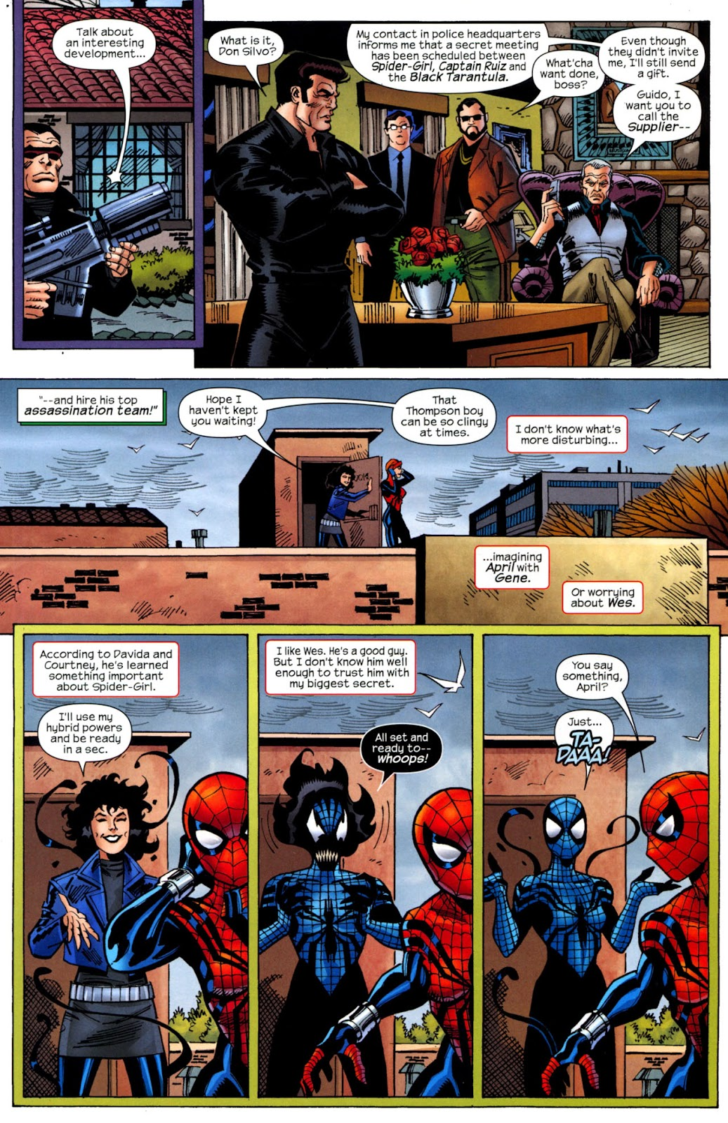 Web of Spider-Man (2009) Issue #6 #6 - English 25