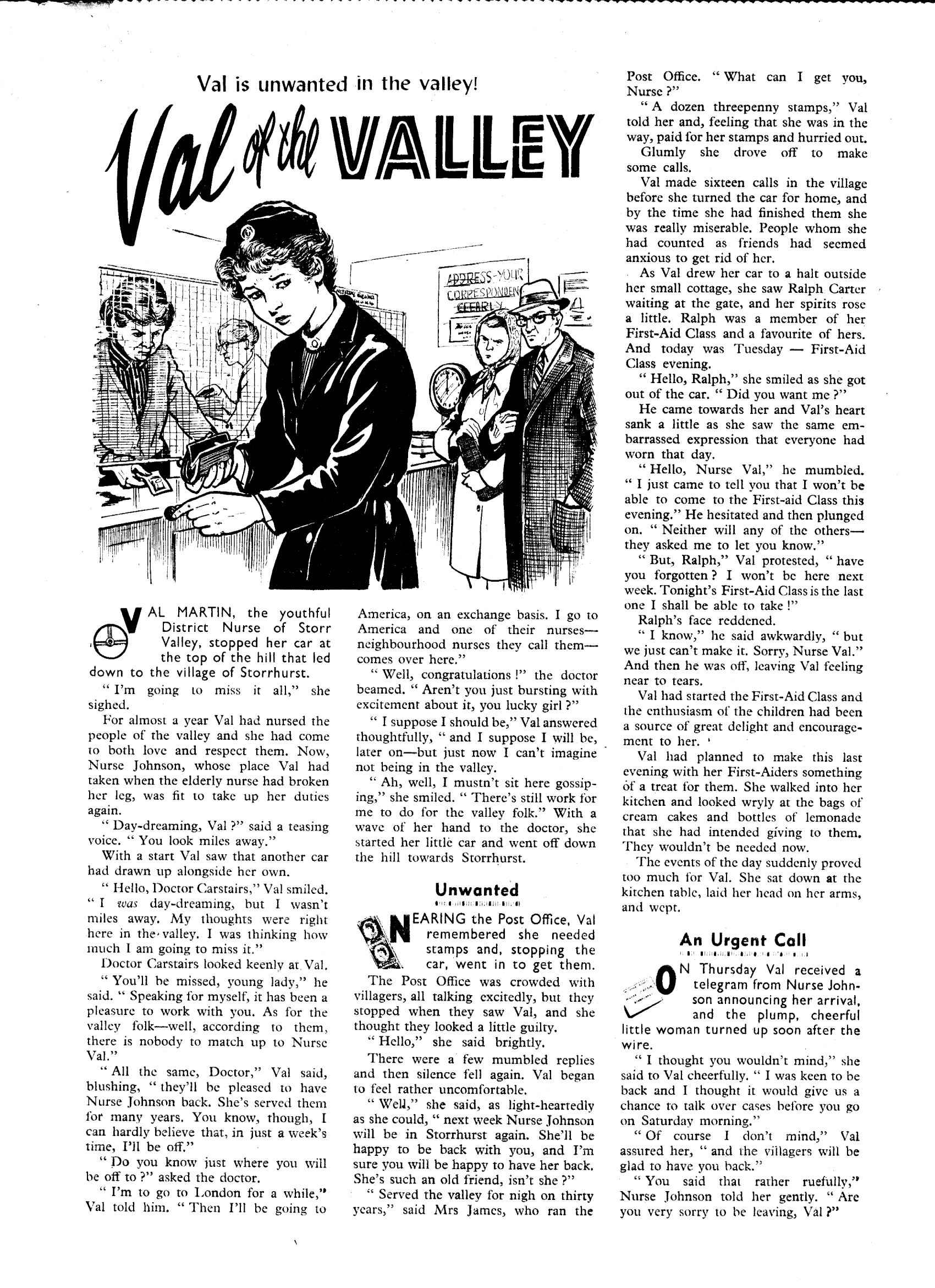 Read online Judy comic -  Issue #63 - 21