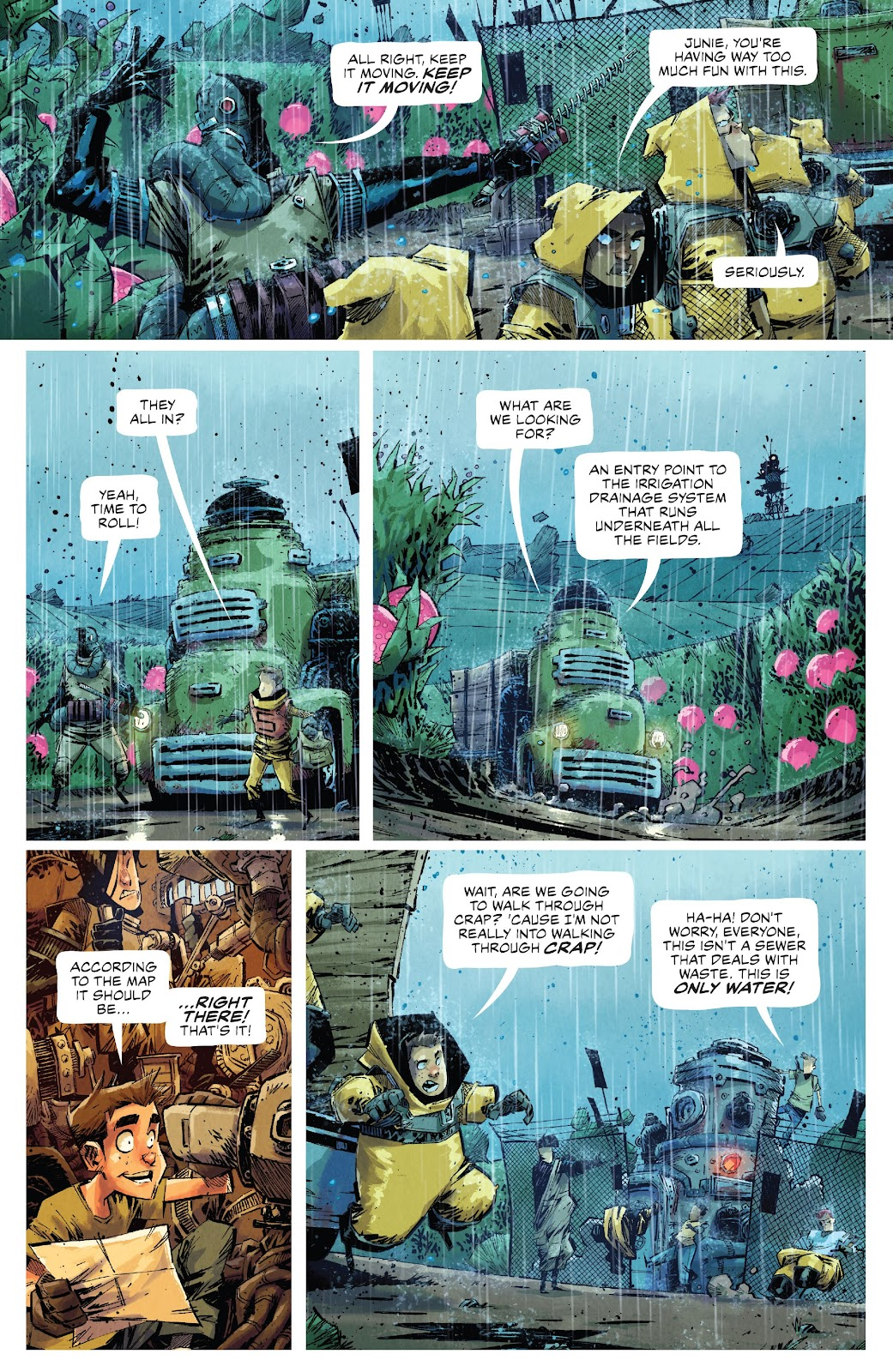 Read online Middlewest comic -  Issue #16 - 14