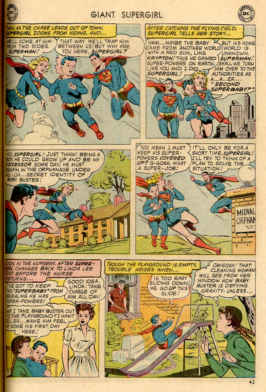 Action Comics (1938) 347 Page 44