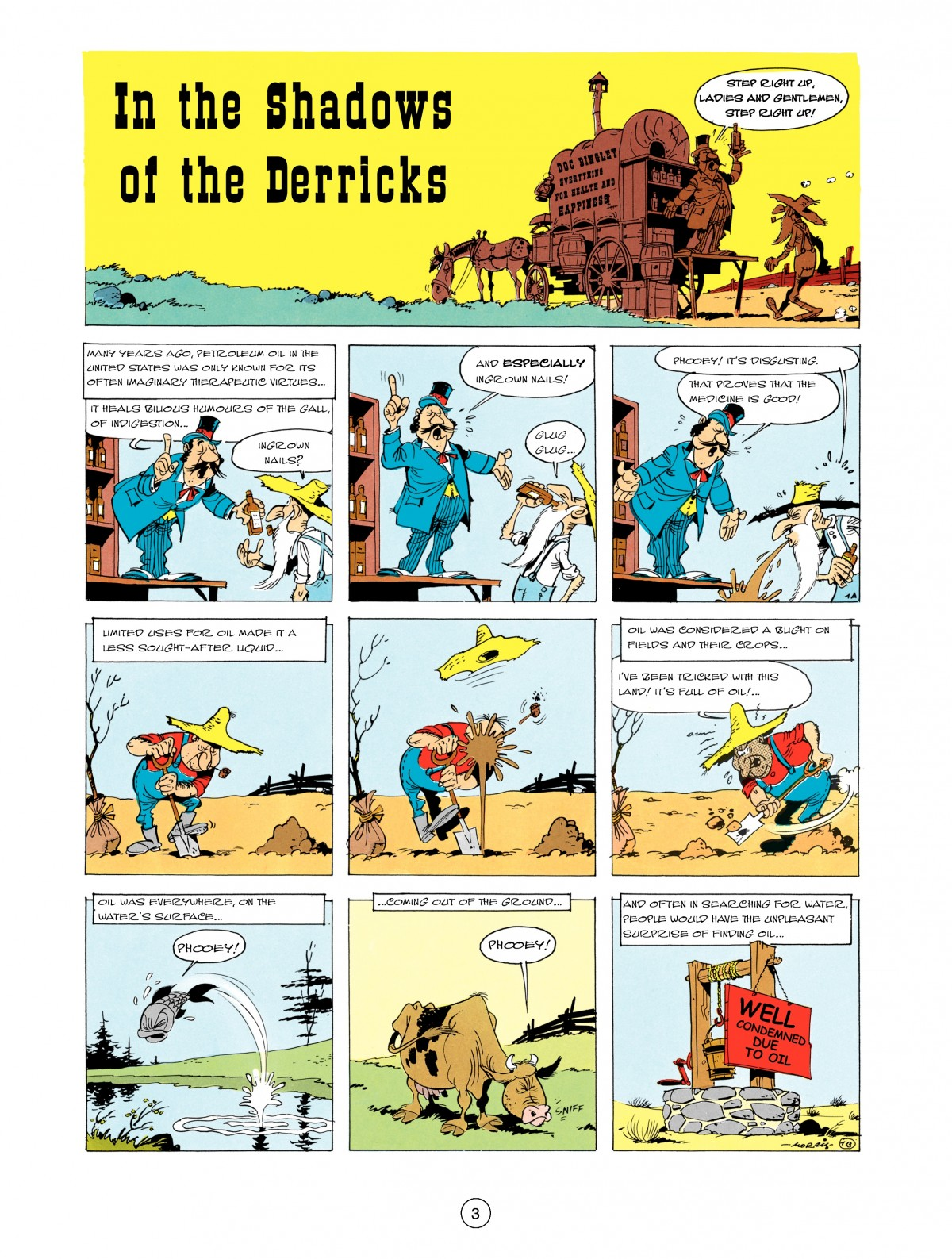 A Lucky Luke Adventure 5 Page 4