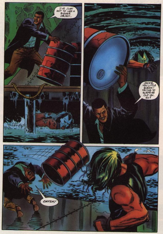Read online Shadowman (1992) comic -  Issue #36 - 19