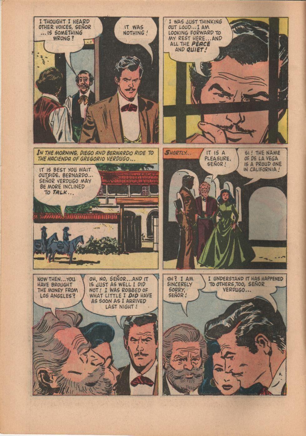 Zorro (1966) issue 5 - Page 6