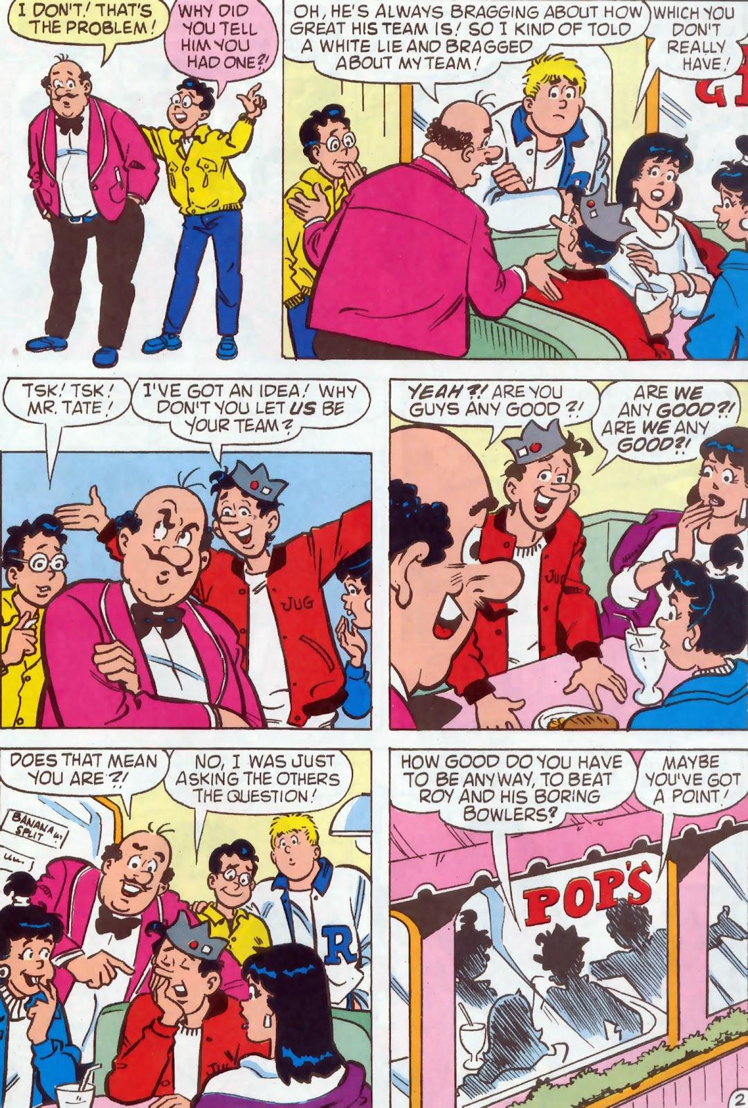 Read online Archie's Pal Jughead Comics comic -  Issue #54 - 14
