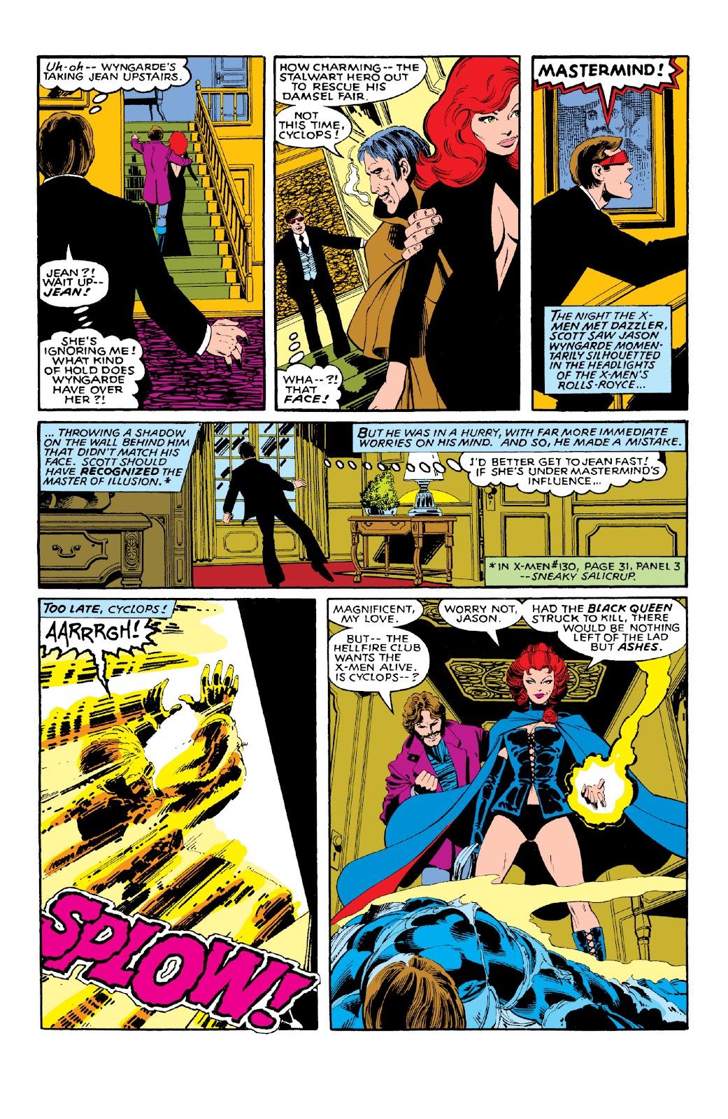 Read online X-Men Milestones: Dark Phoenix Saga comic -  Issue # TPB (Part 1) - 69