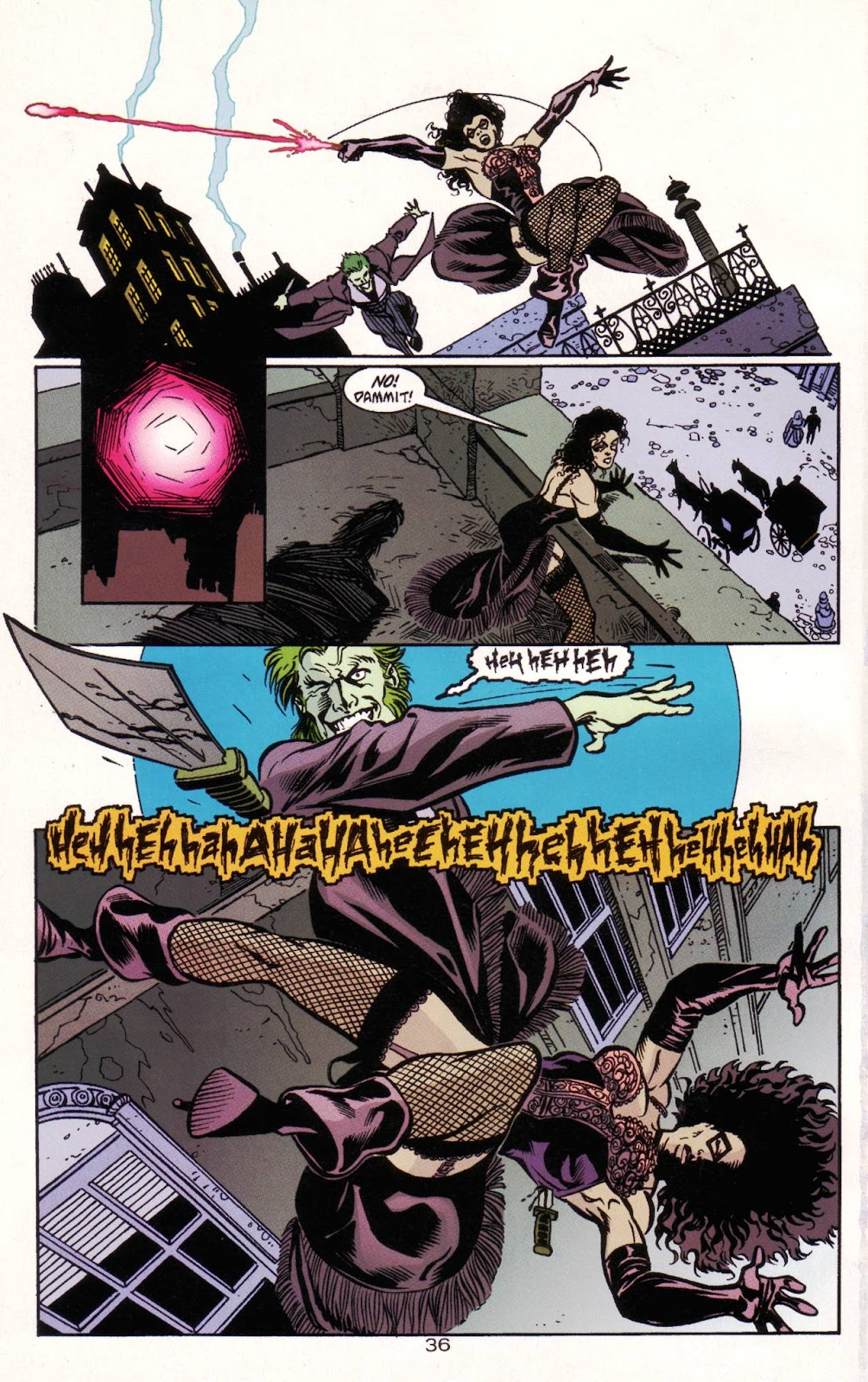 Batman: Two Faces issue Full - Page 37