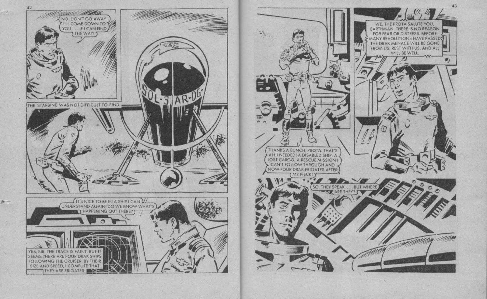 Starblazer issue 11 - Page 22