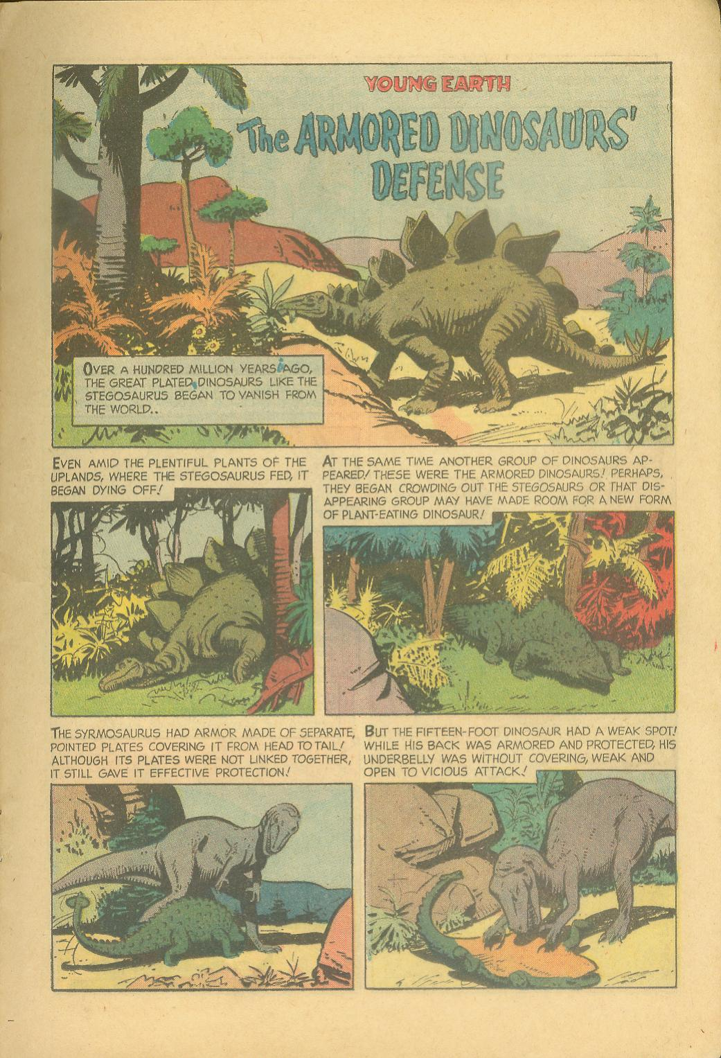 Read online Turok, Son of Stone comic -  Issue #28 - 17