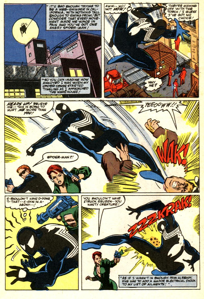 Web of Spider-Man (1985) Issue #28 #38 - English 13