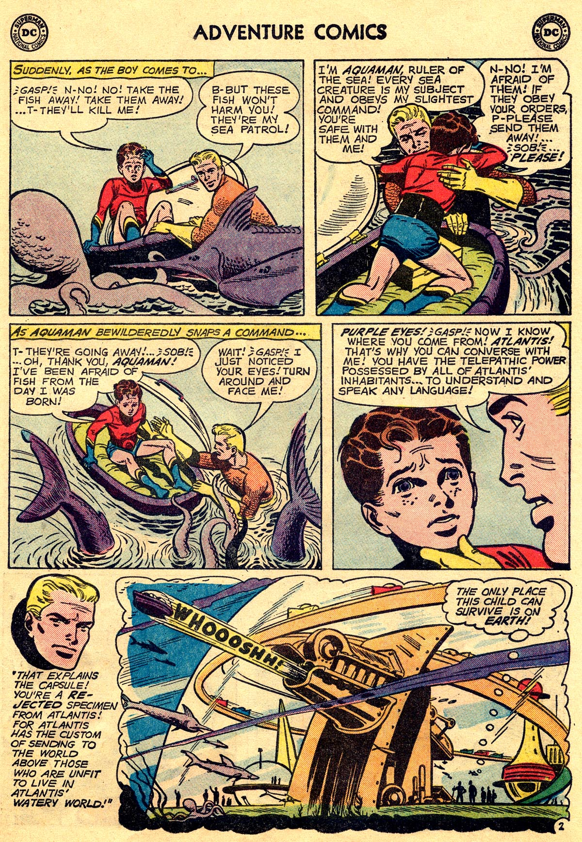 Read online Adventure Comics (1938) comic -  Issue #269 - 27