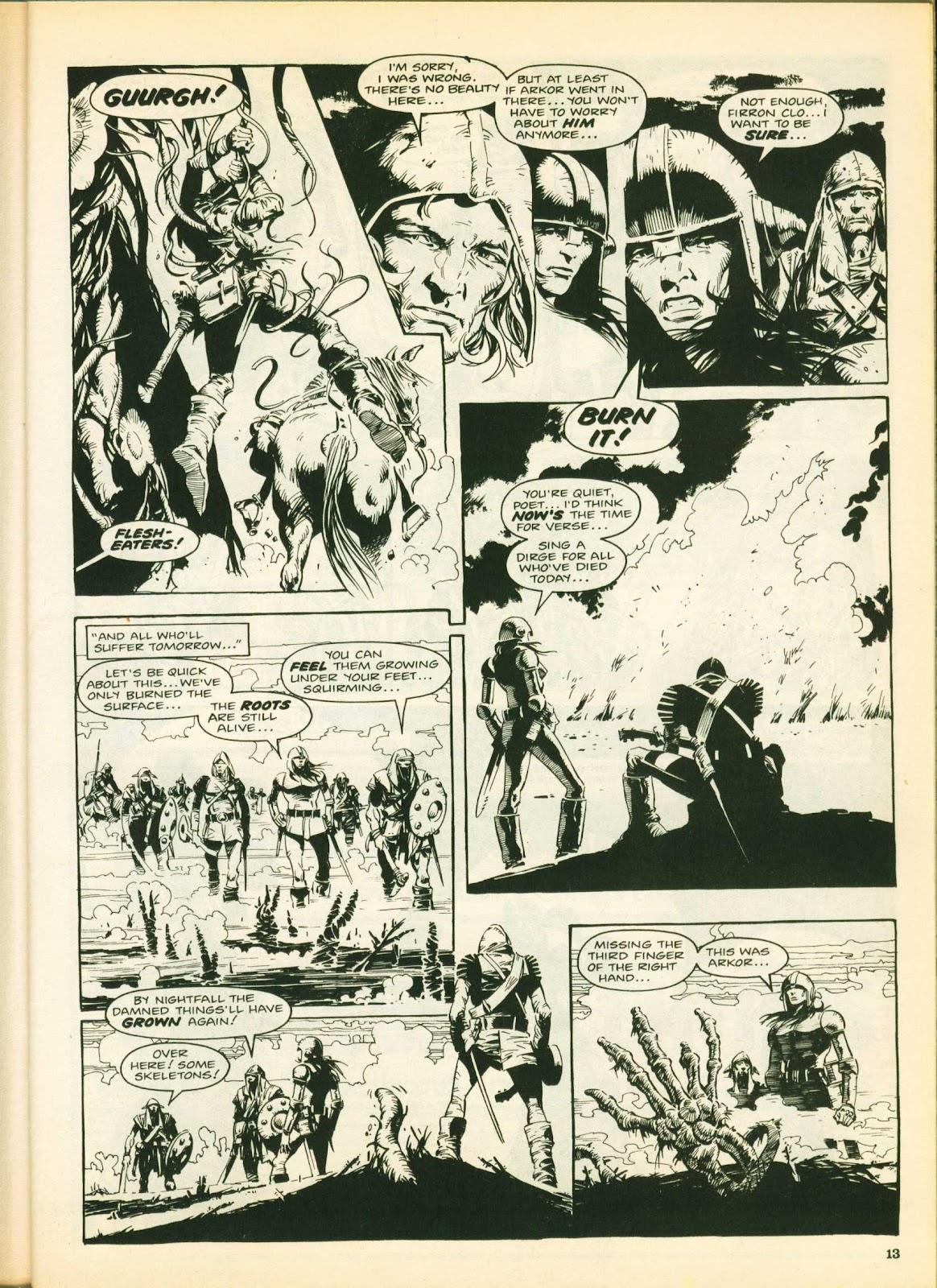 Warrior Issue #25 #26 - English 13