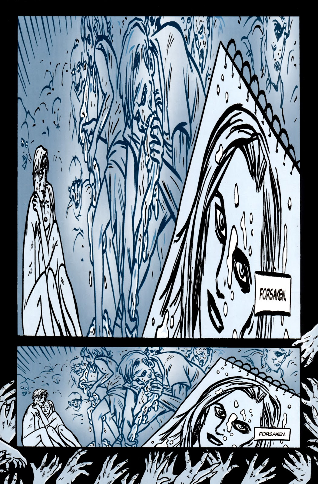 Read online Feeders comic -  Issue # Full - 30
