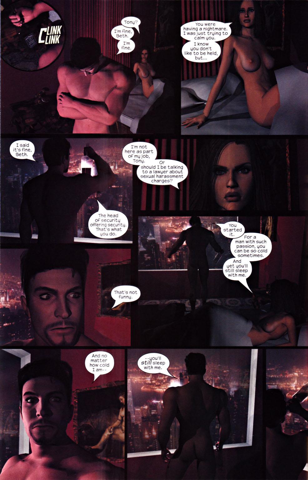 Read online U.S. War Machine 2.0 comic -  Issue #1 - 6