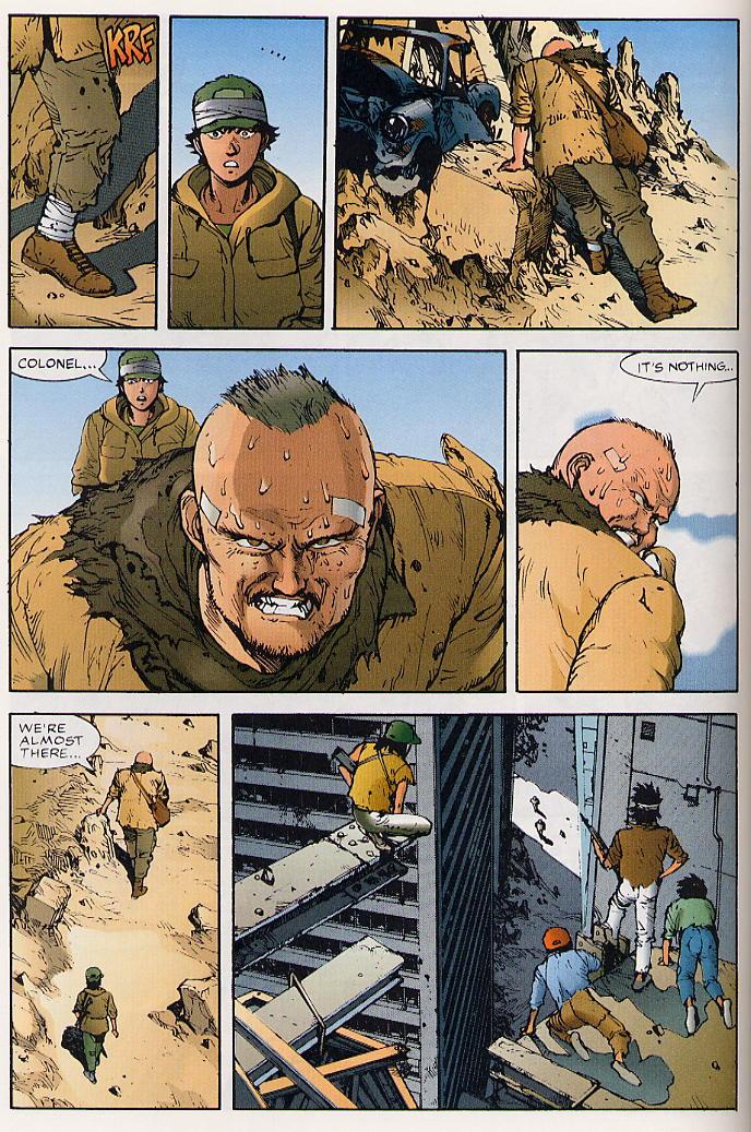 Read online Akira comic -  Issue #25 - 25