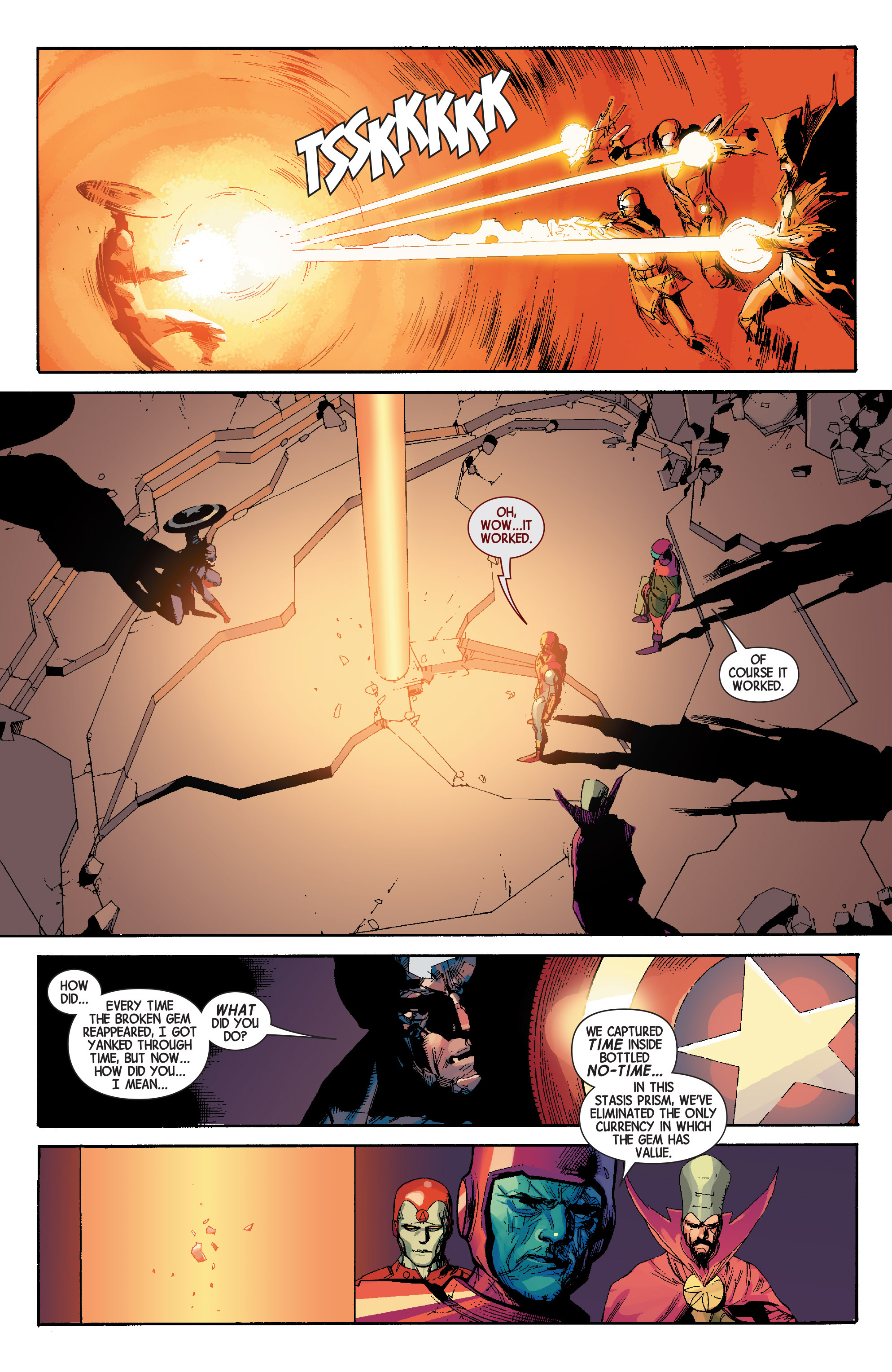 Read online Avengers (2013) comic -  Issue #Avengers (2013) _TPB 6 - 135