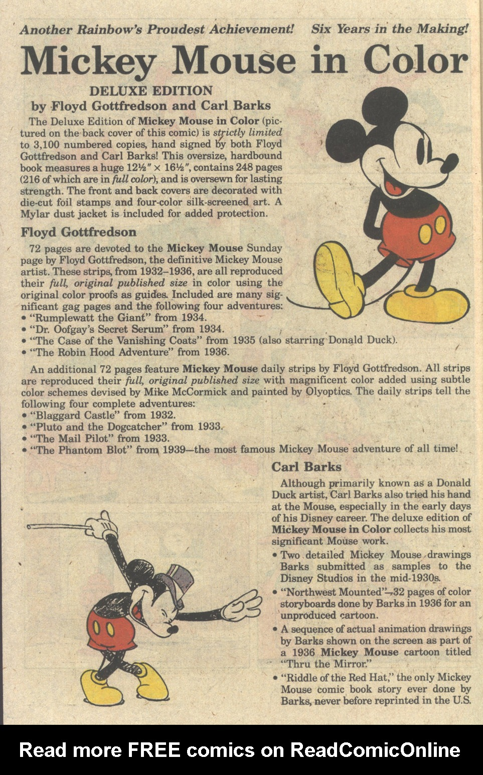 Read online Uncle Scrooge (1953) comic -  Issue #235 - 26