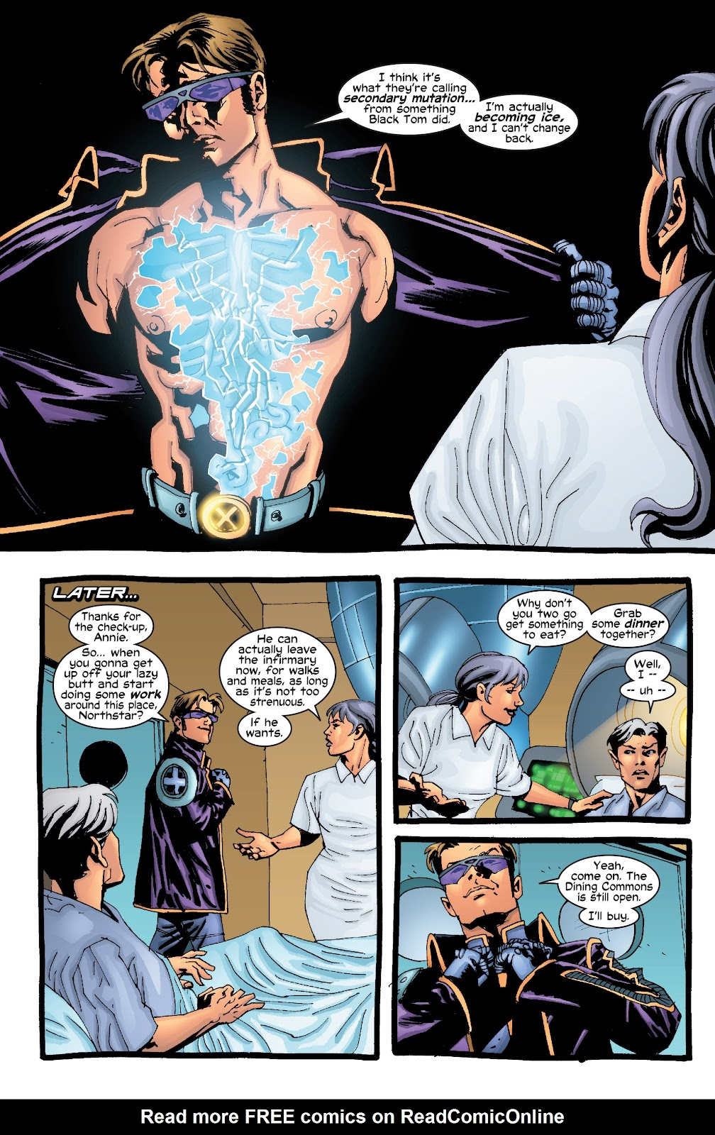 Read online X-Men: Unstoppable comic -  Issue # TPB (Part 2) - 35