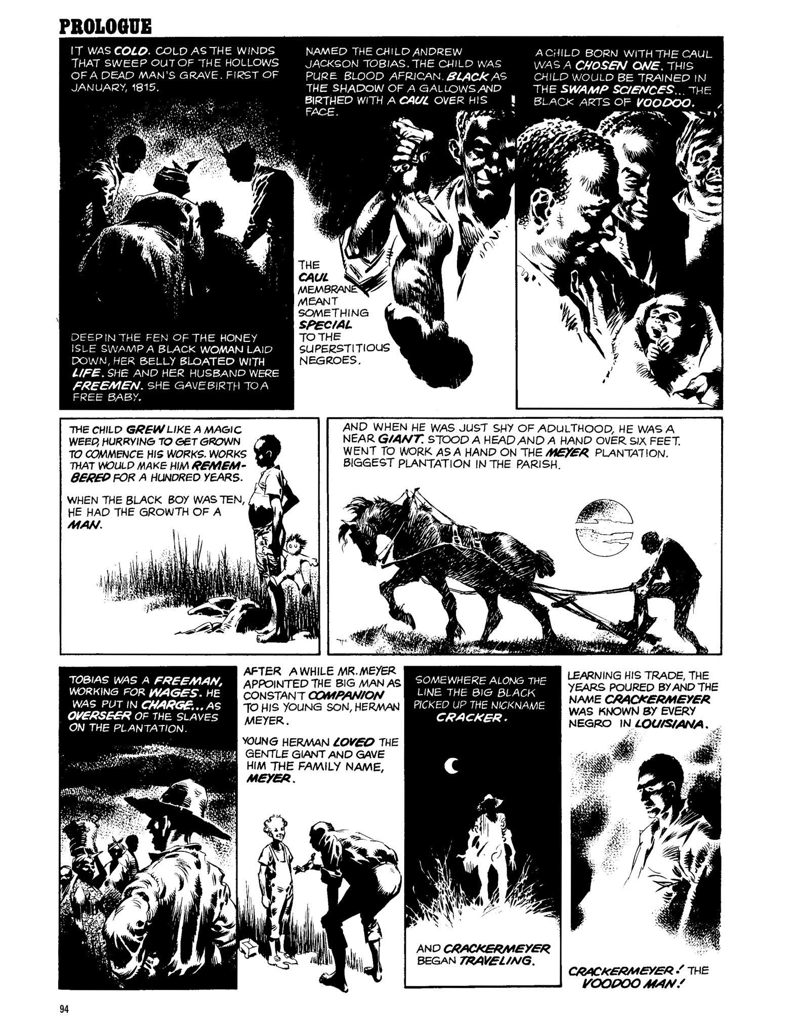 Read online Eerie Archives comic -  Issue # TPB 13 - 95