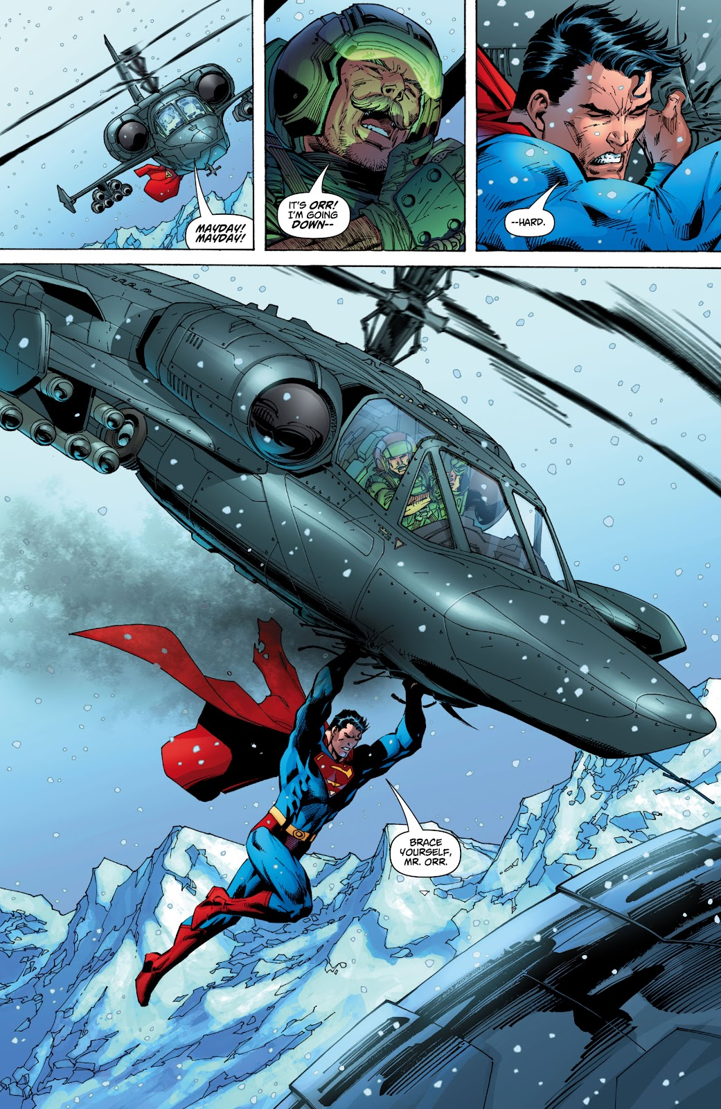 Read online Superman: For Tomorrow comic -  Issue # TPB (Part 2) - 93