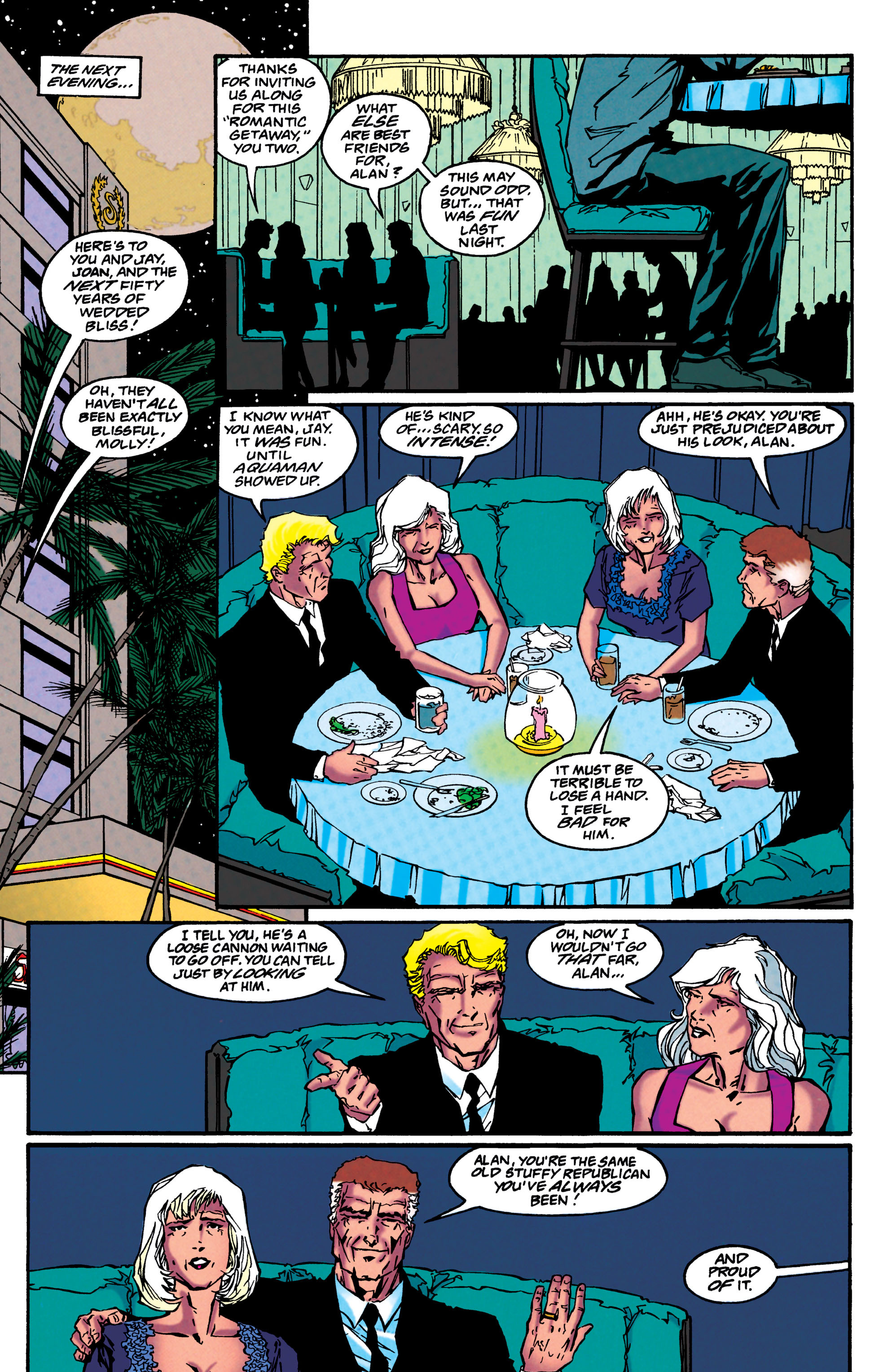 Read online Aquaman (1994) comic -  Issue #44 - 12